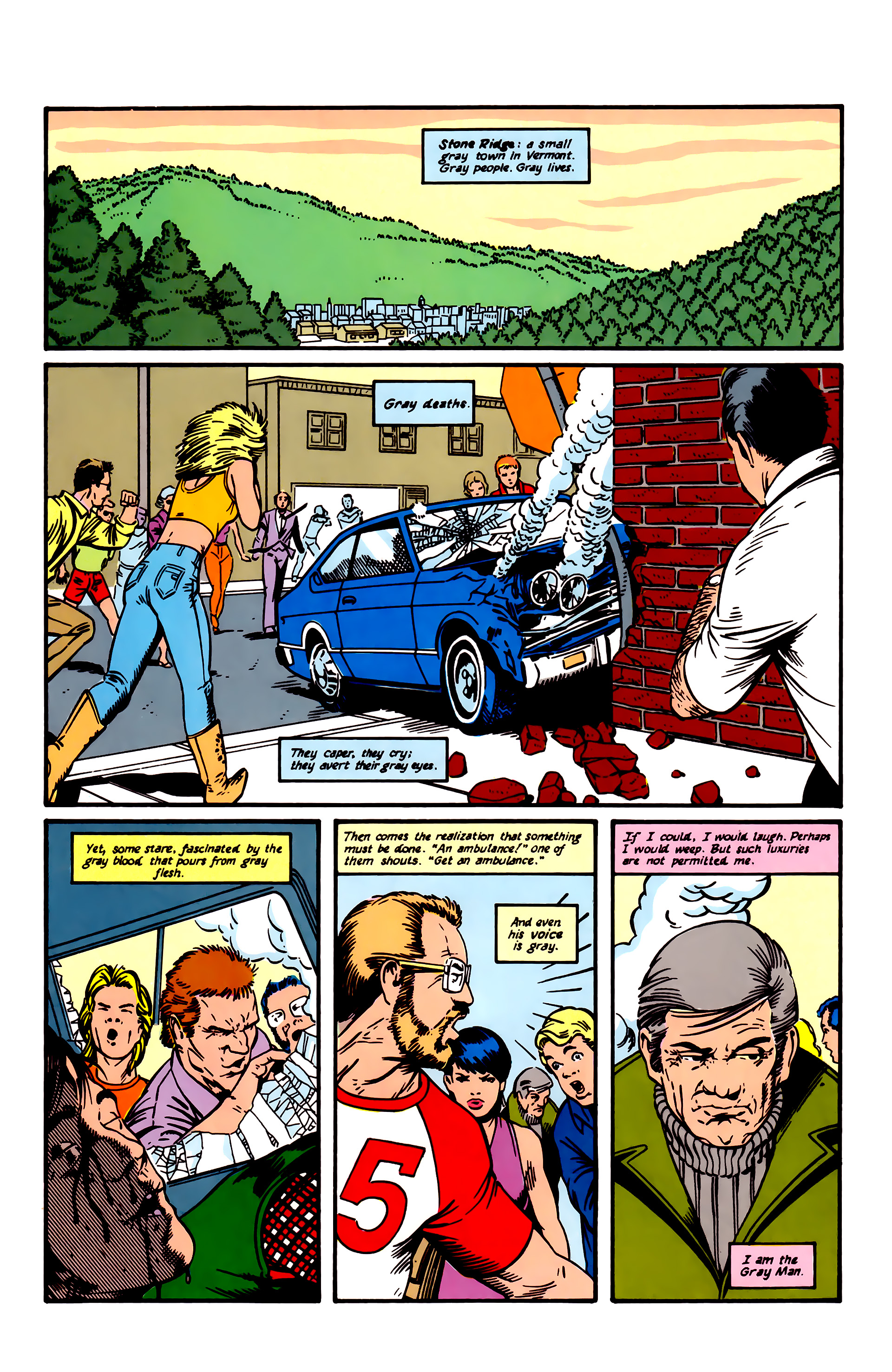 Read online Justice League (1987) comic -  Issue #5 - 2