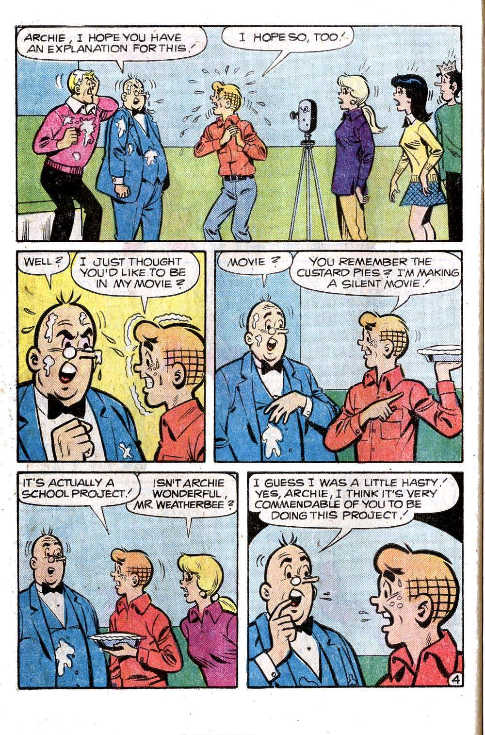 Read online Archie (1960) comic -  Issue #260 - 32