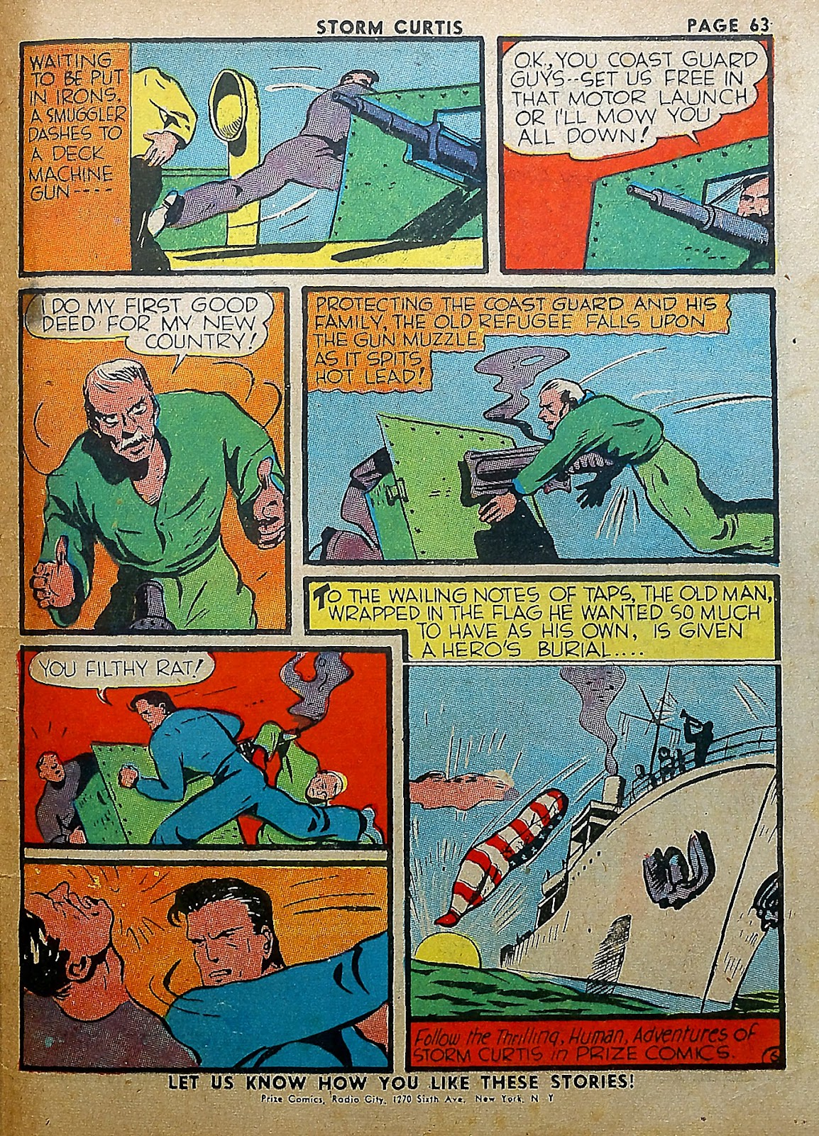 Prize Comics issue 5 - Page 64