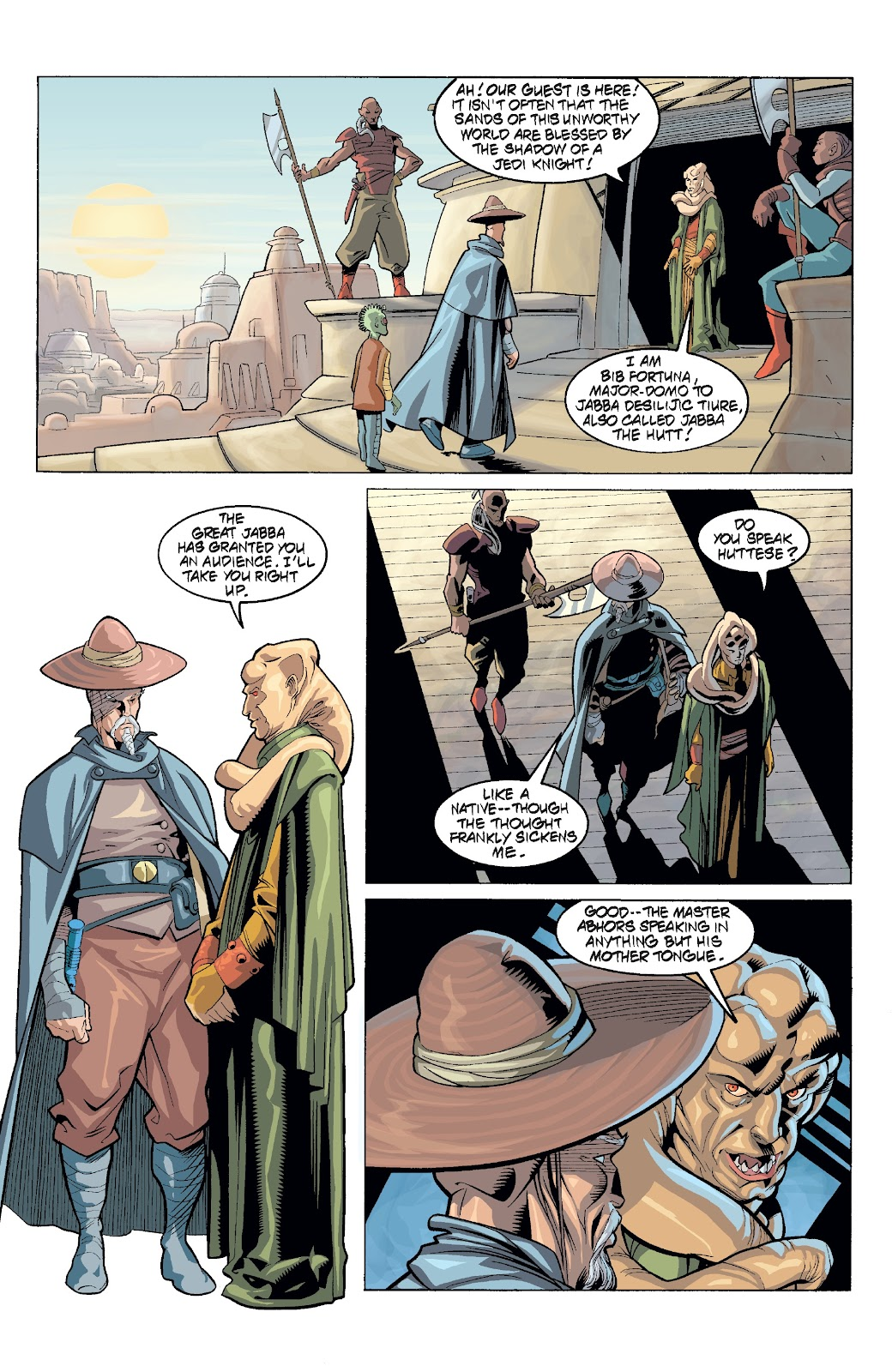 Read online Star Wars Legends Epic Collection: The Menace Revealed comic -  Issue # TPB (Part 2) - 32