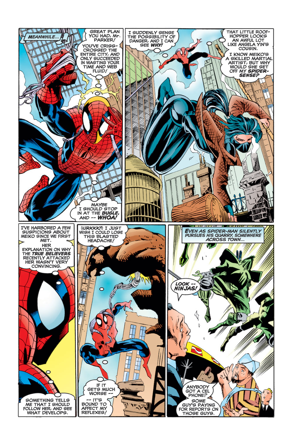 The Amazing Spider-Man (1963) 423 Page 10