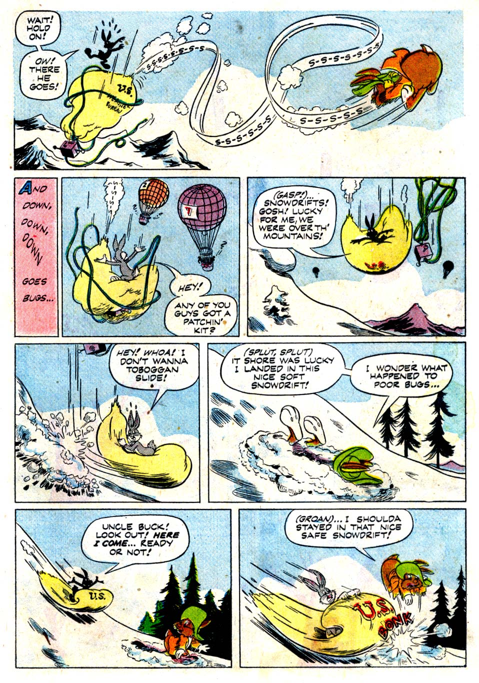 Four Color Comics issue 366 - Page 15