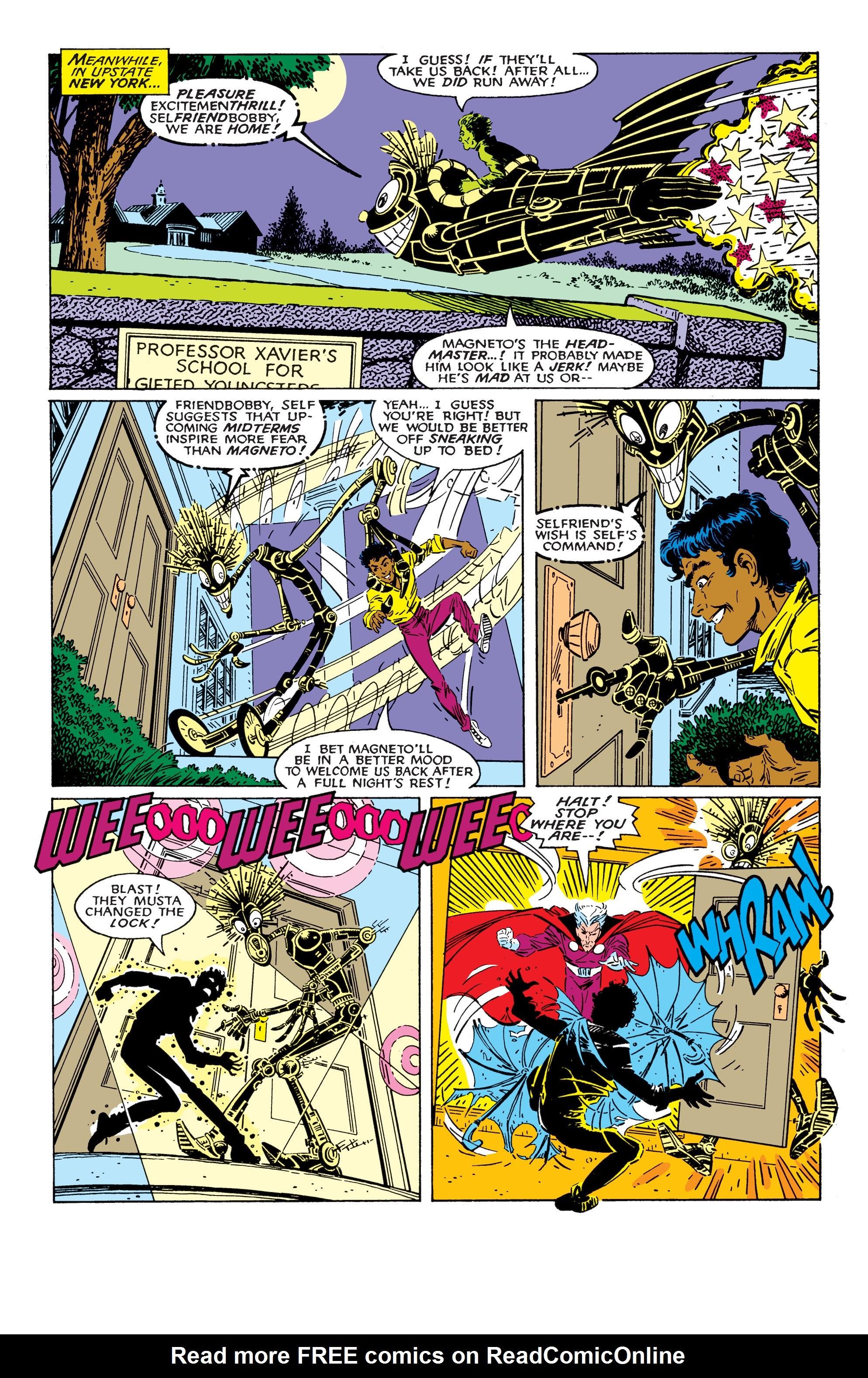 X-Men Milestones: Fall of the Mutants TPB_(Part_2) Page 1