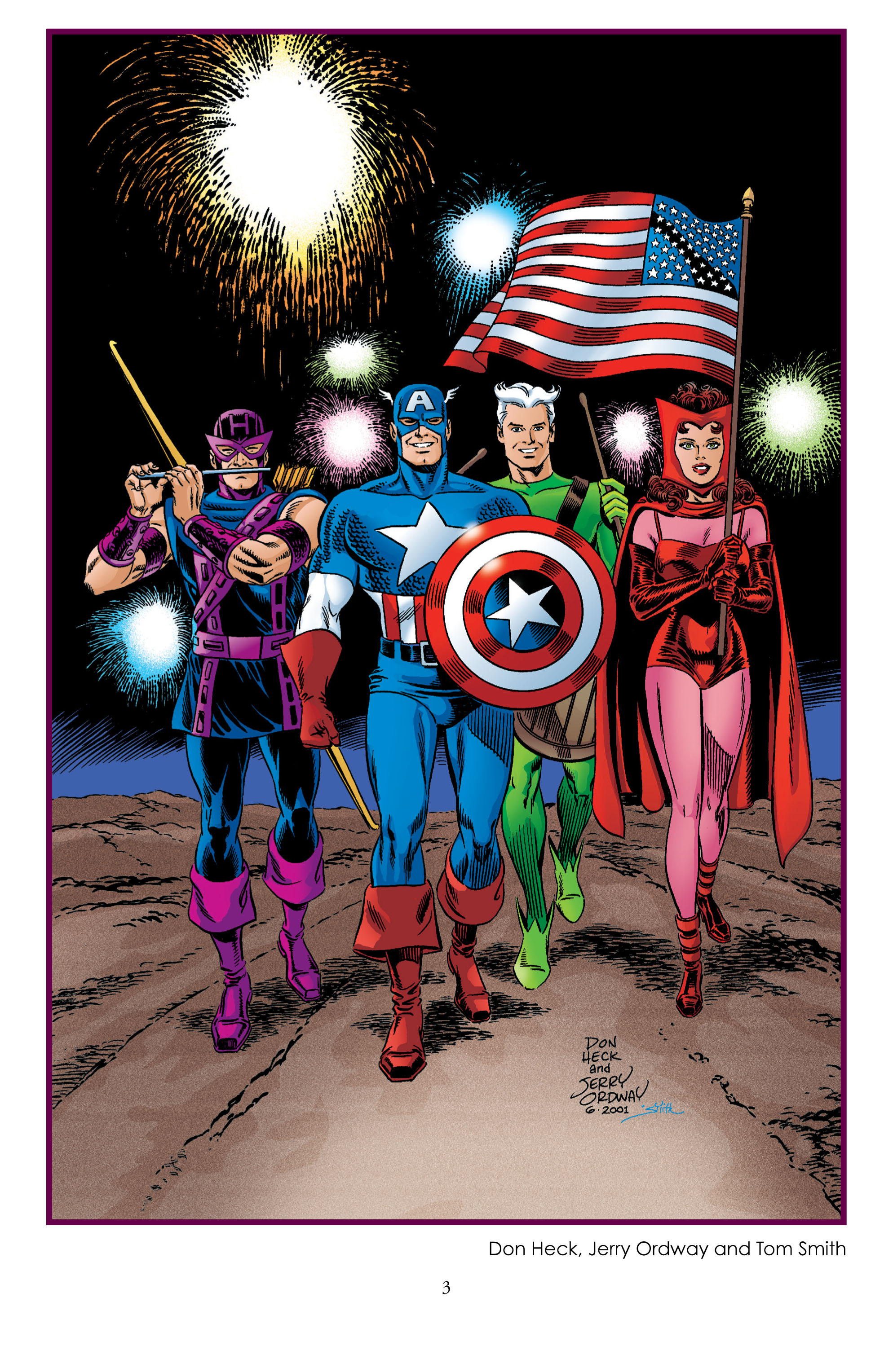 Read online Avengers (2010) comic -  Issue #5 - 21