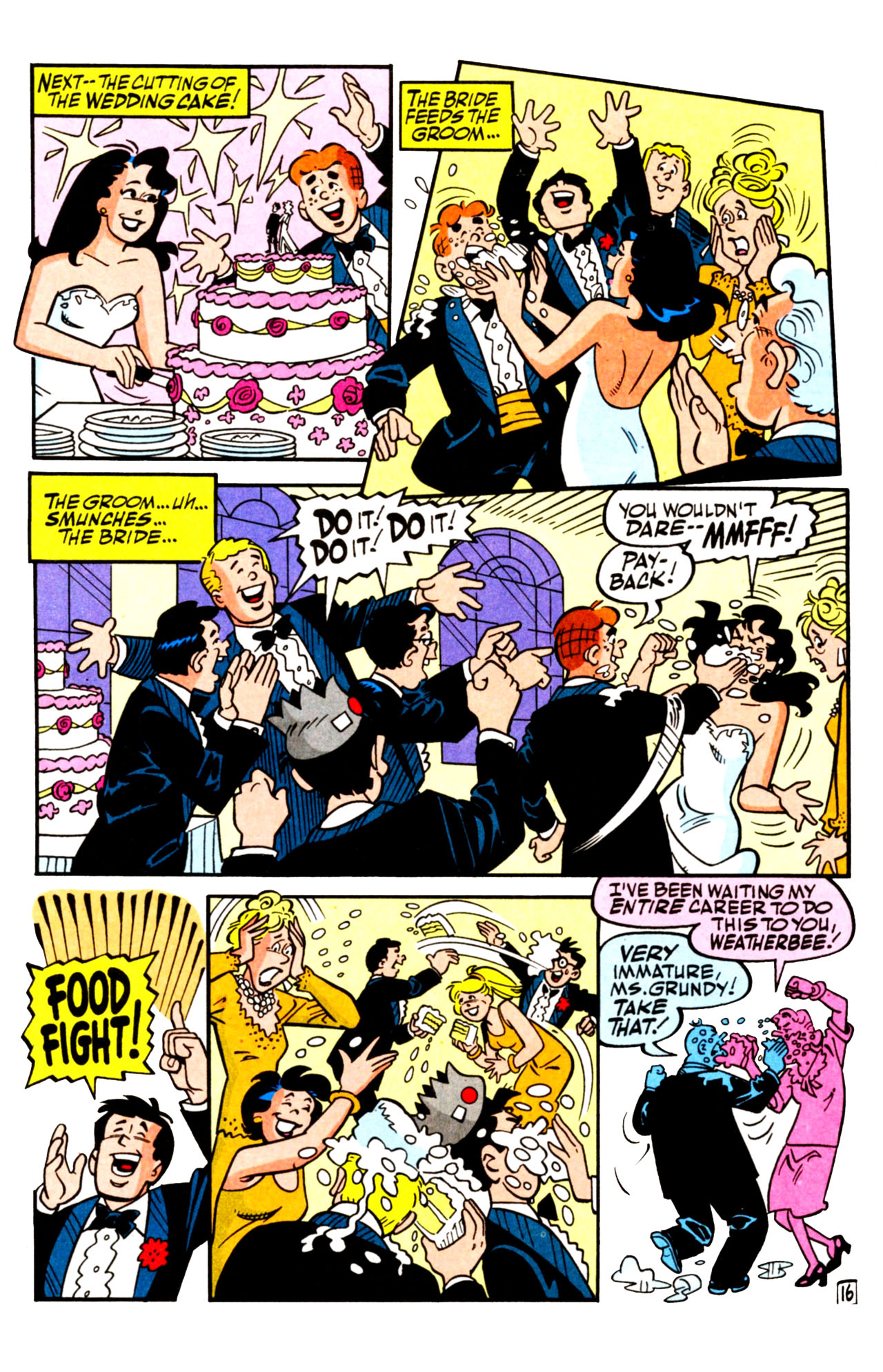 Read online Archie (1960) comic -  Issue #601 - 23