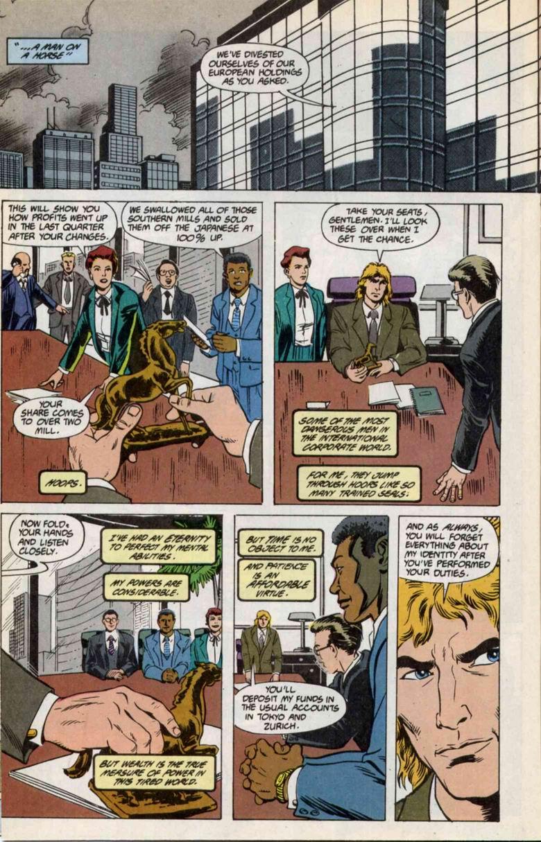 Read online Doctor Zero comic -  Issue #8 - 16