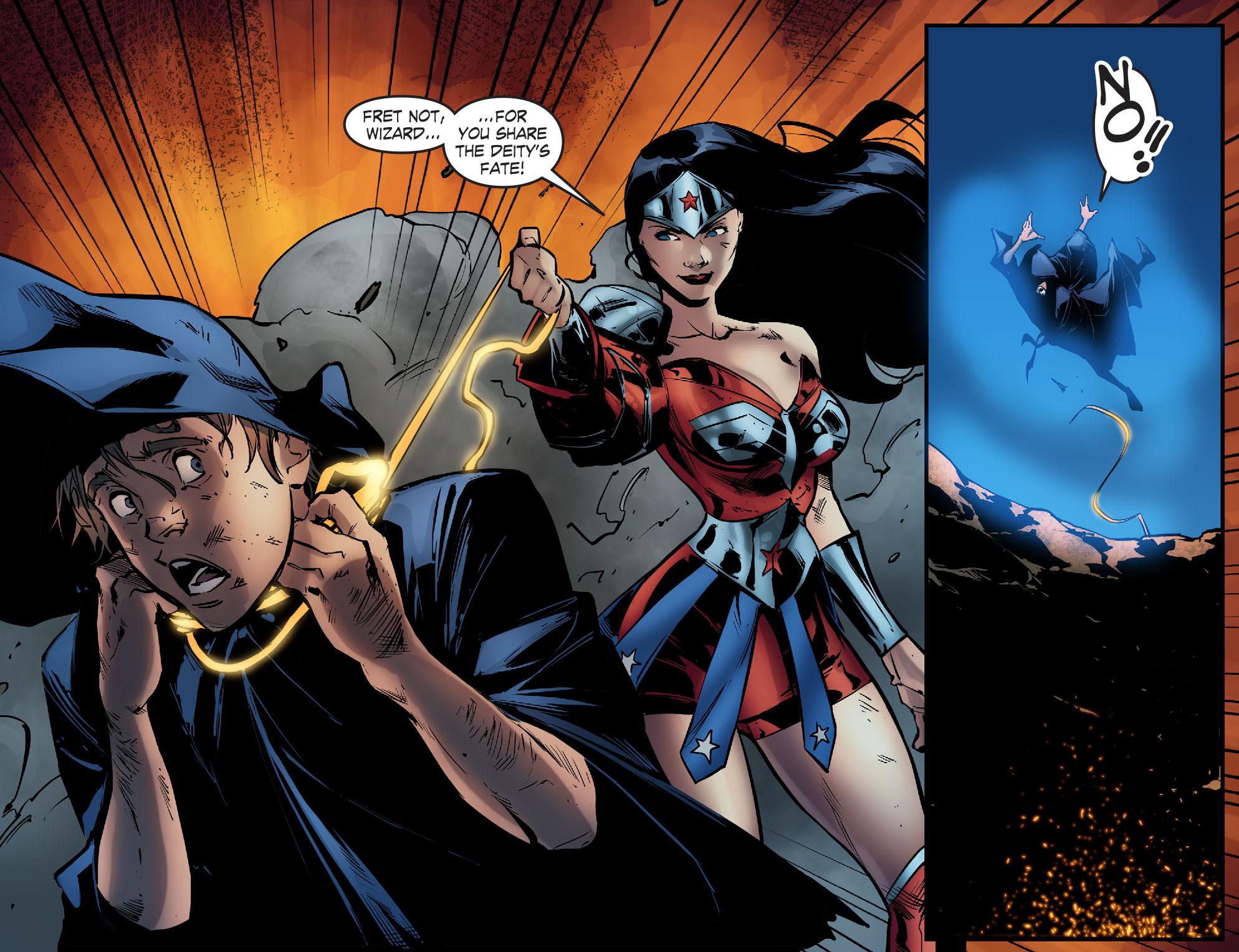 Read online Smallville: Season 11 comic -  Issue #68 - 19