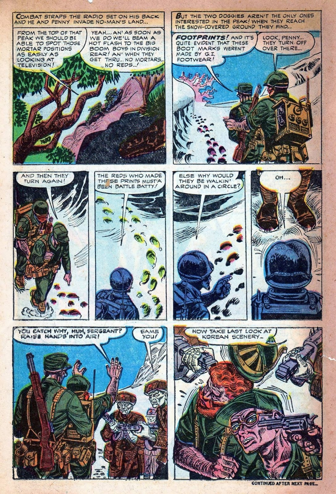 Combat (1952) issue 7 - Page 22