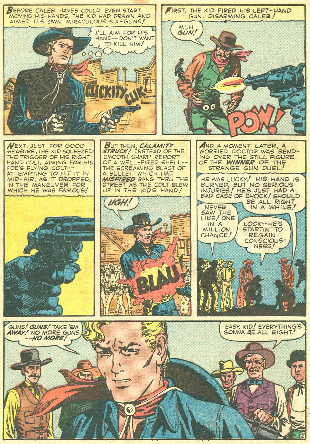 Read online Two-Gun Kid comic -  Issue #51 - 29