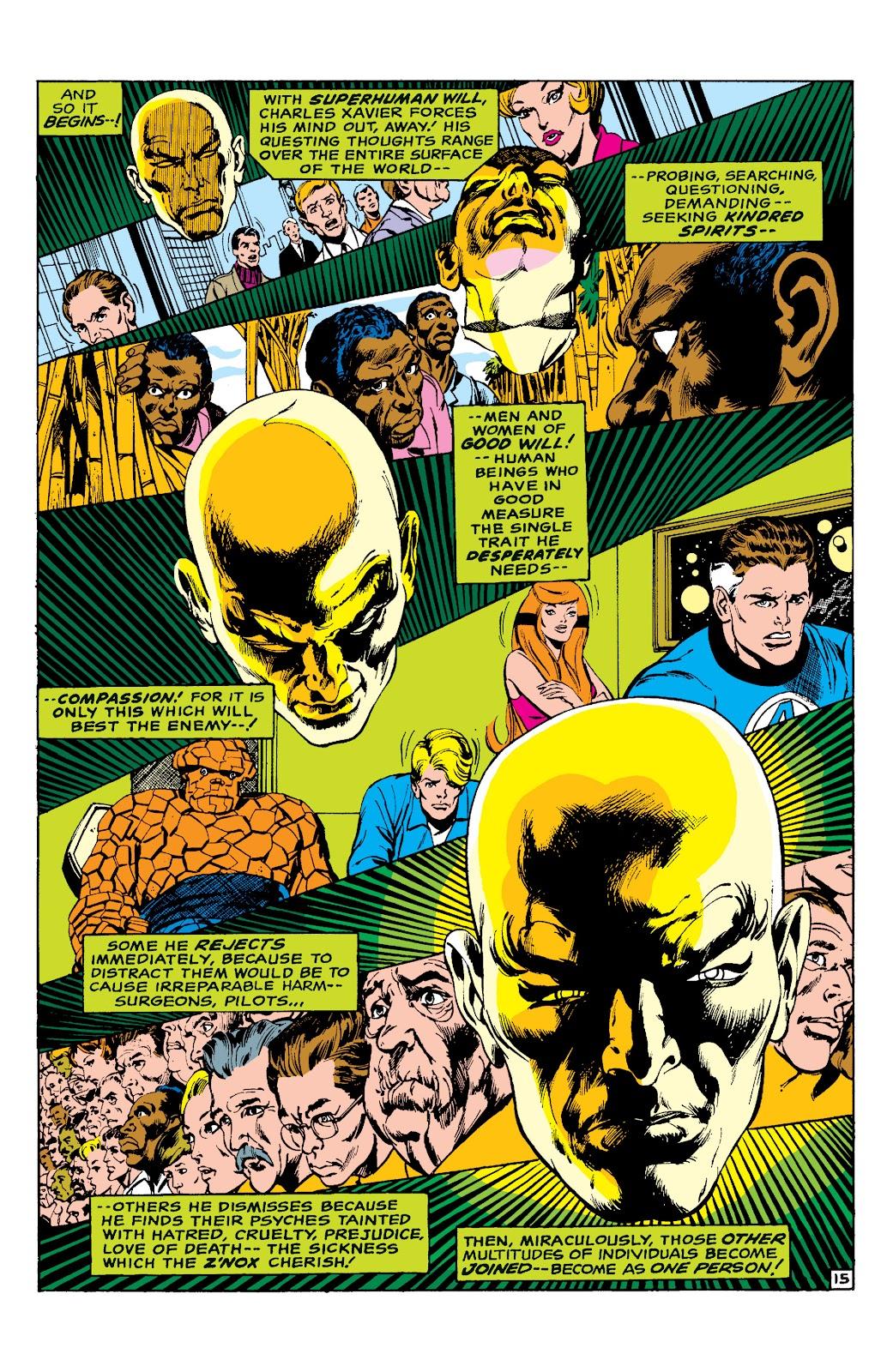 Uncanny X-Men (1963) issue 65 - Page 16