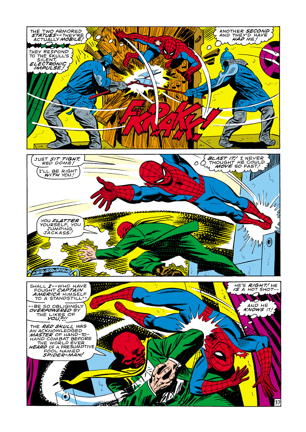 The Amazing Spider-Man (1963) _Annual_5 Page 37