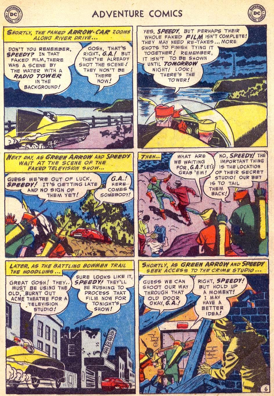 Read online Adventure Comics (1938) comic -  Issue #197 - 39