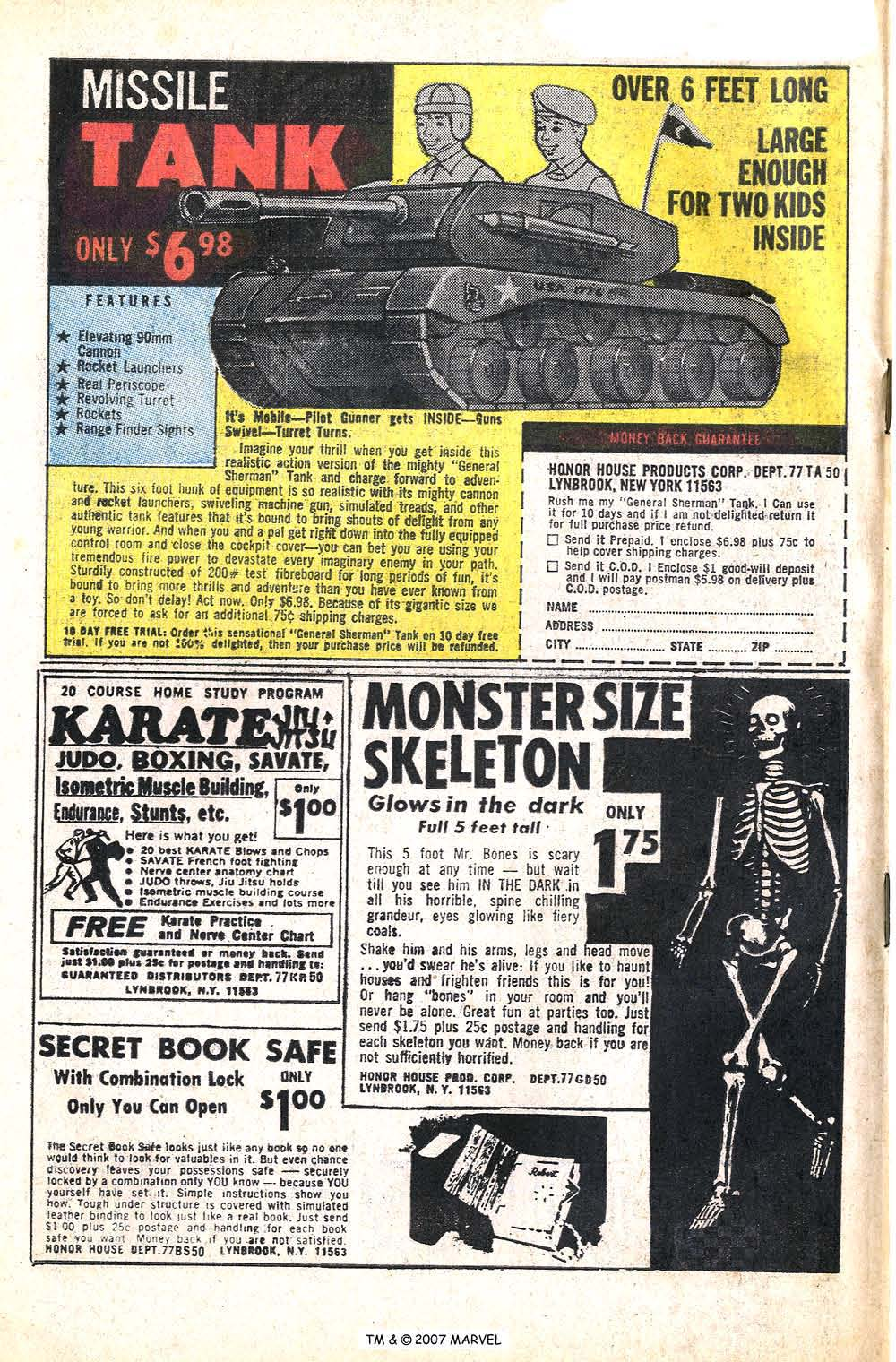 Read online Silver Surfer (1968) comic -  Issue #5 - 66
