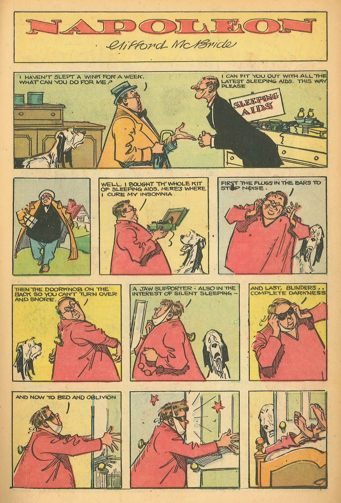 Read online Famous Funnies comic -  Issue #199 - 11