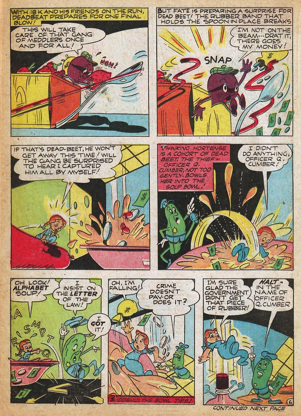 Jingle Jangle Comics issue 1 - Page 35