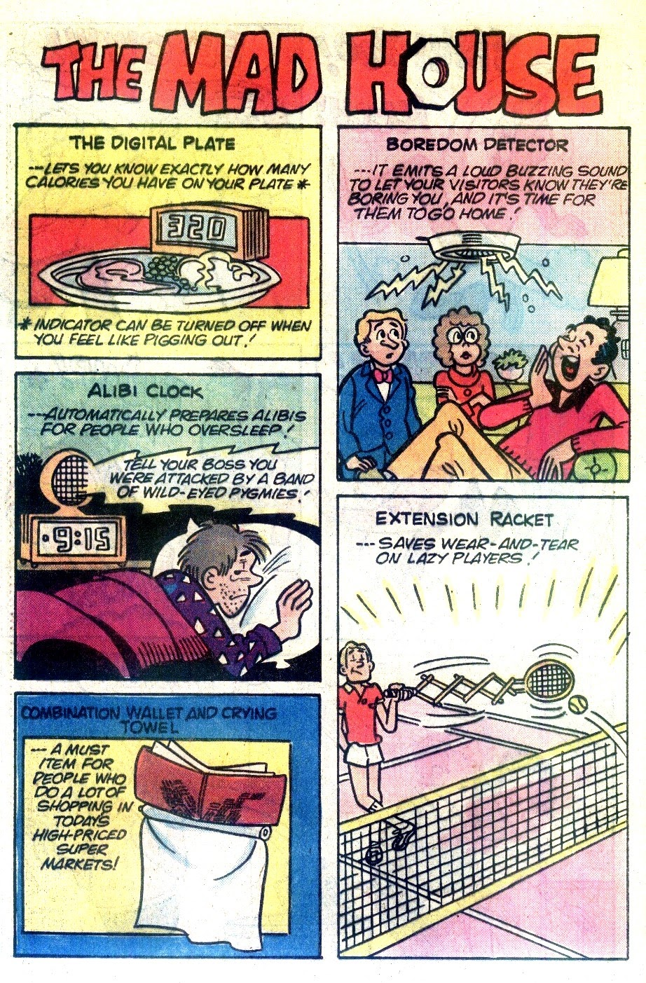 Read online Madhouse Comics comic -  Issue #127 - 32