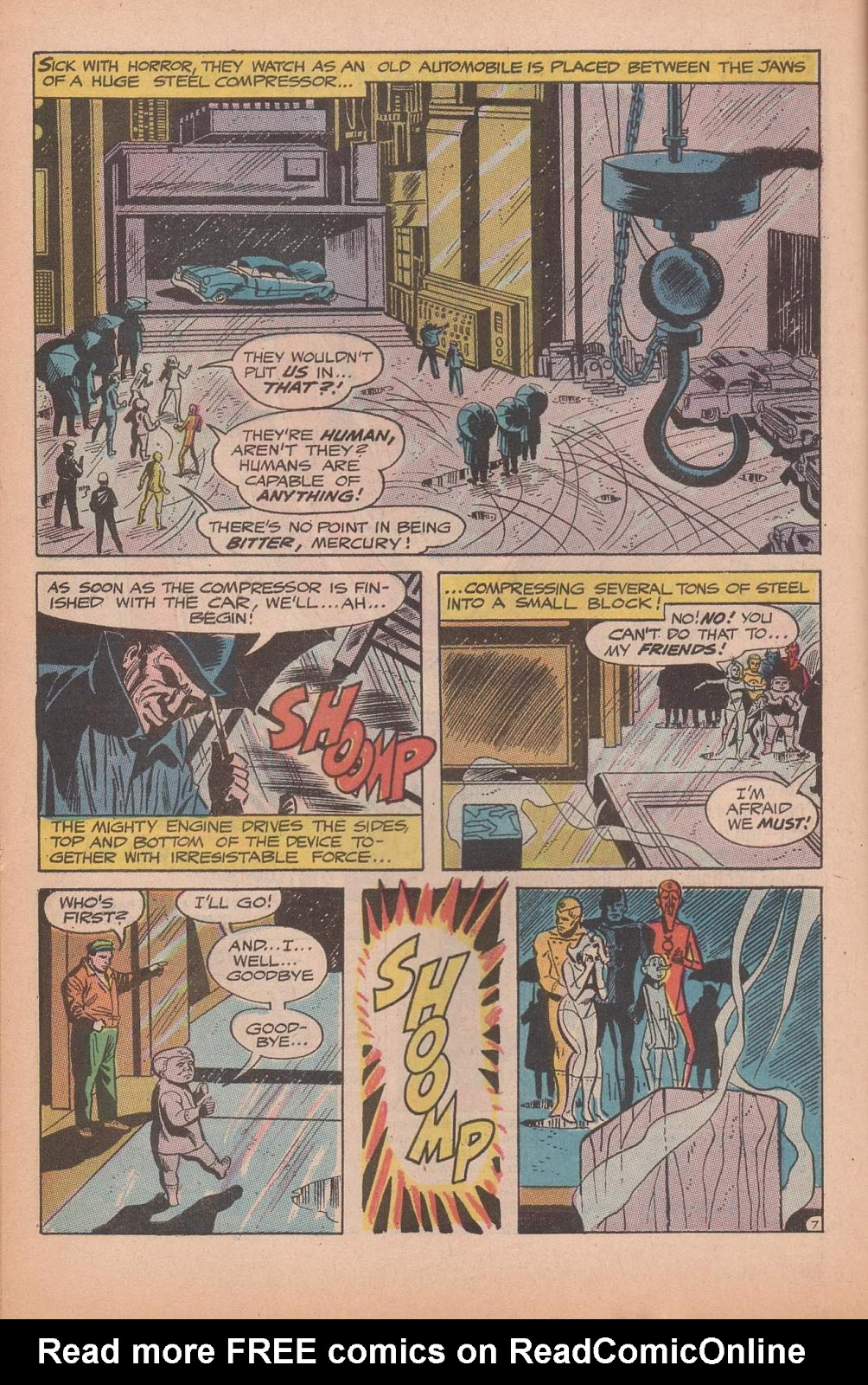 Metal Men (1963) issue 37 - Page 10