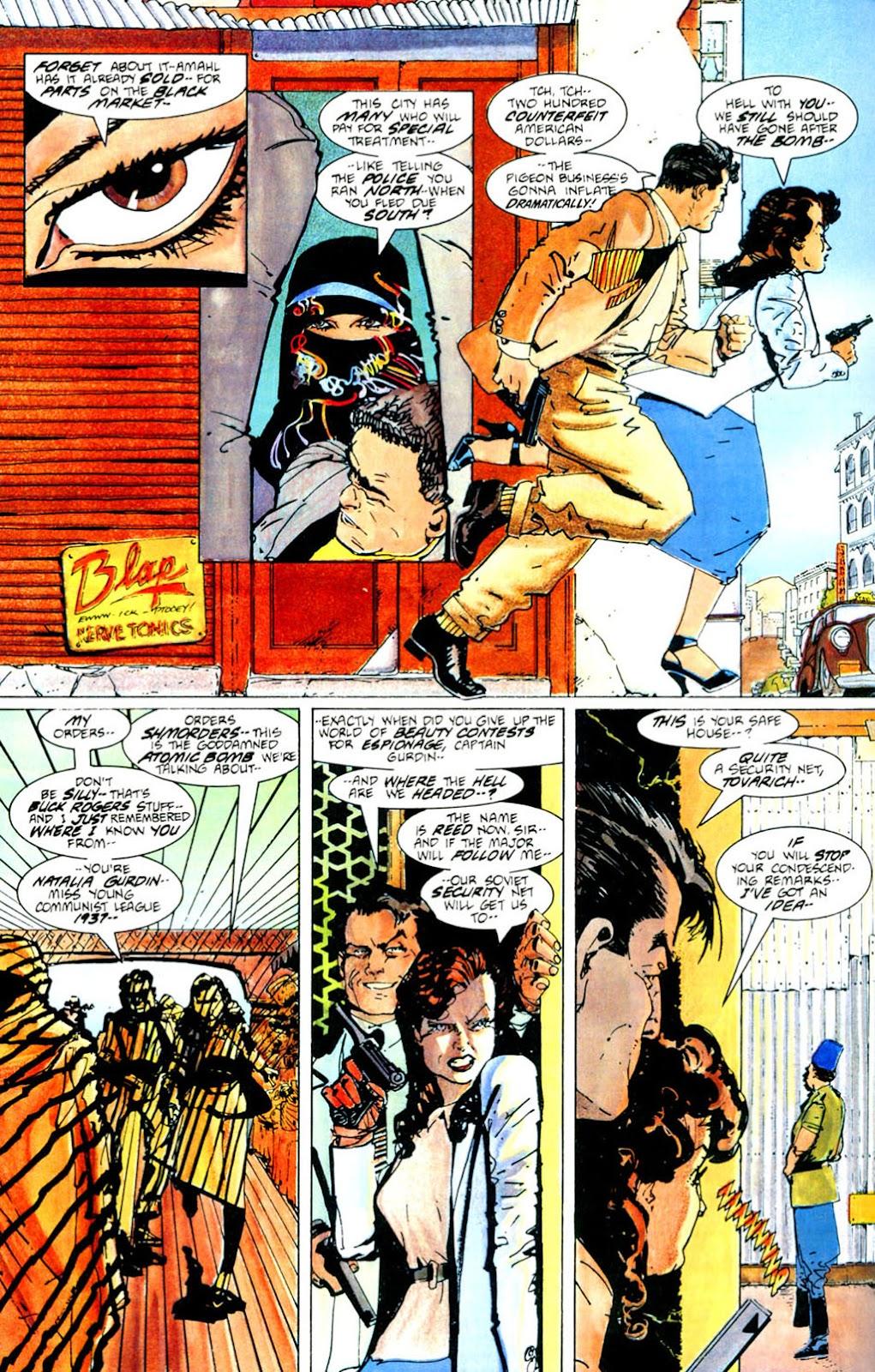 Blackhawk (1988) issue 1 - Page 44