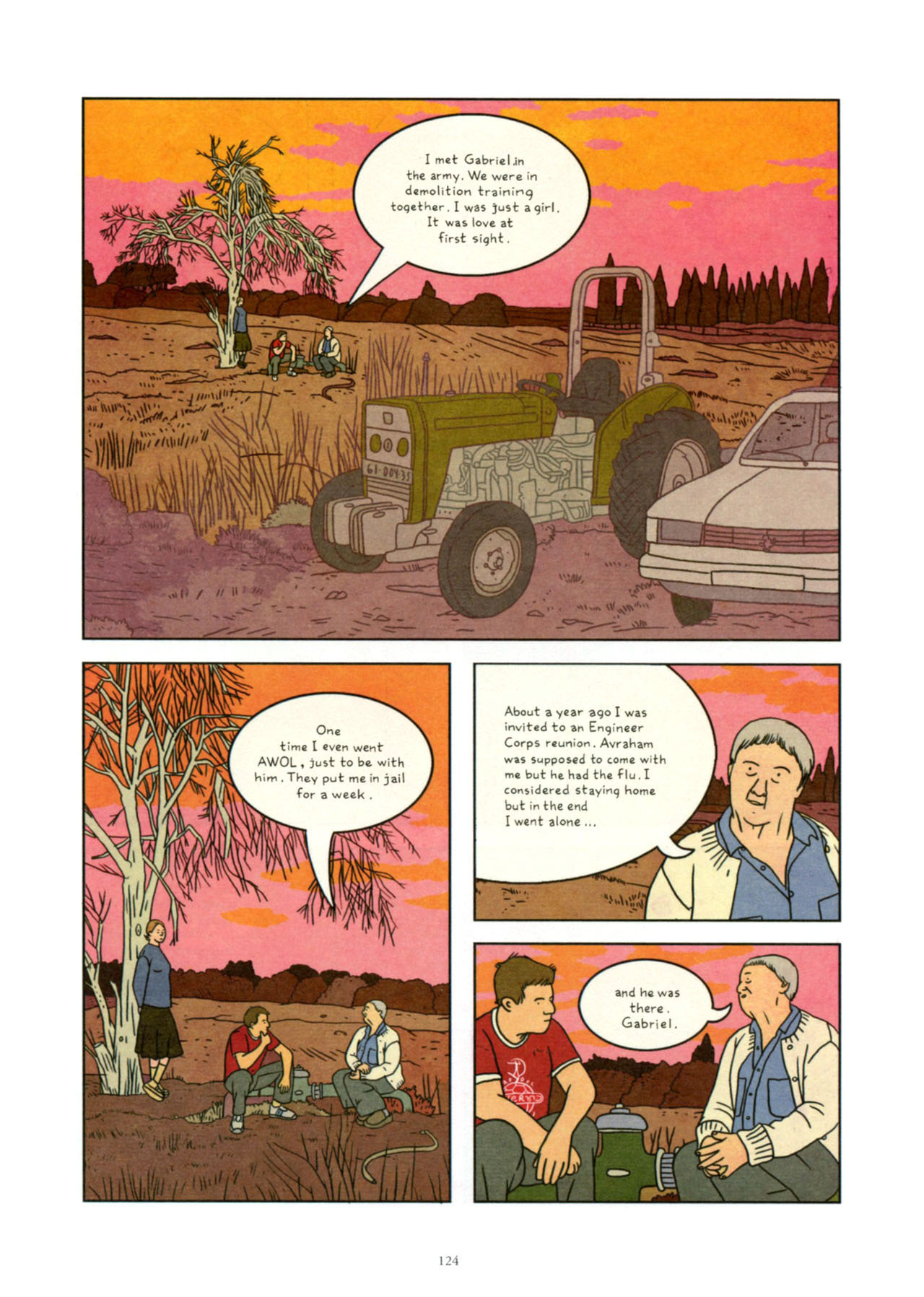 Read online Exit Wounds comic -  Issue # TPB - 124