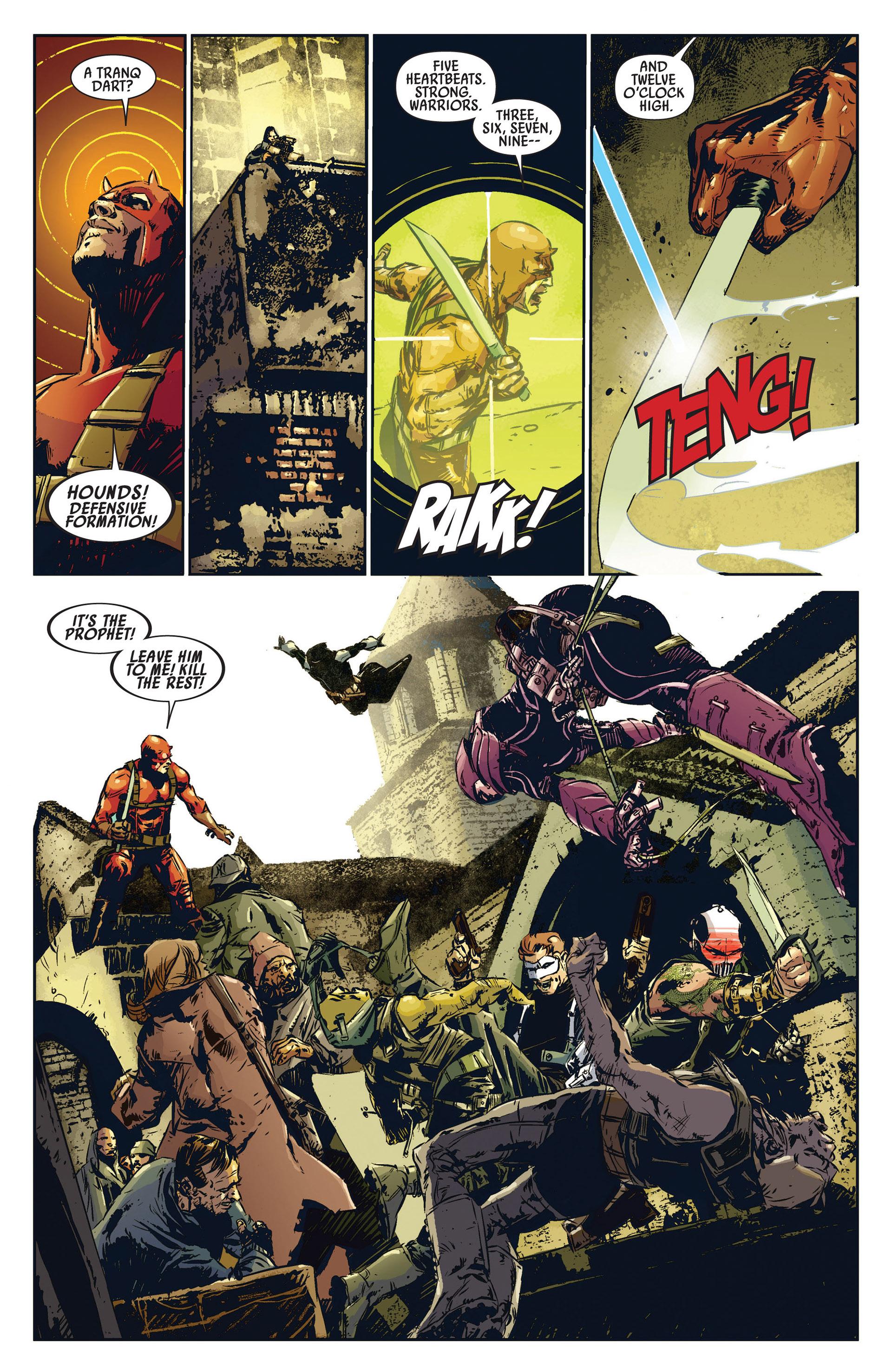 Read online Age of Apocalypse (2012) comic -  Issue #1 - 15
