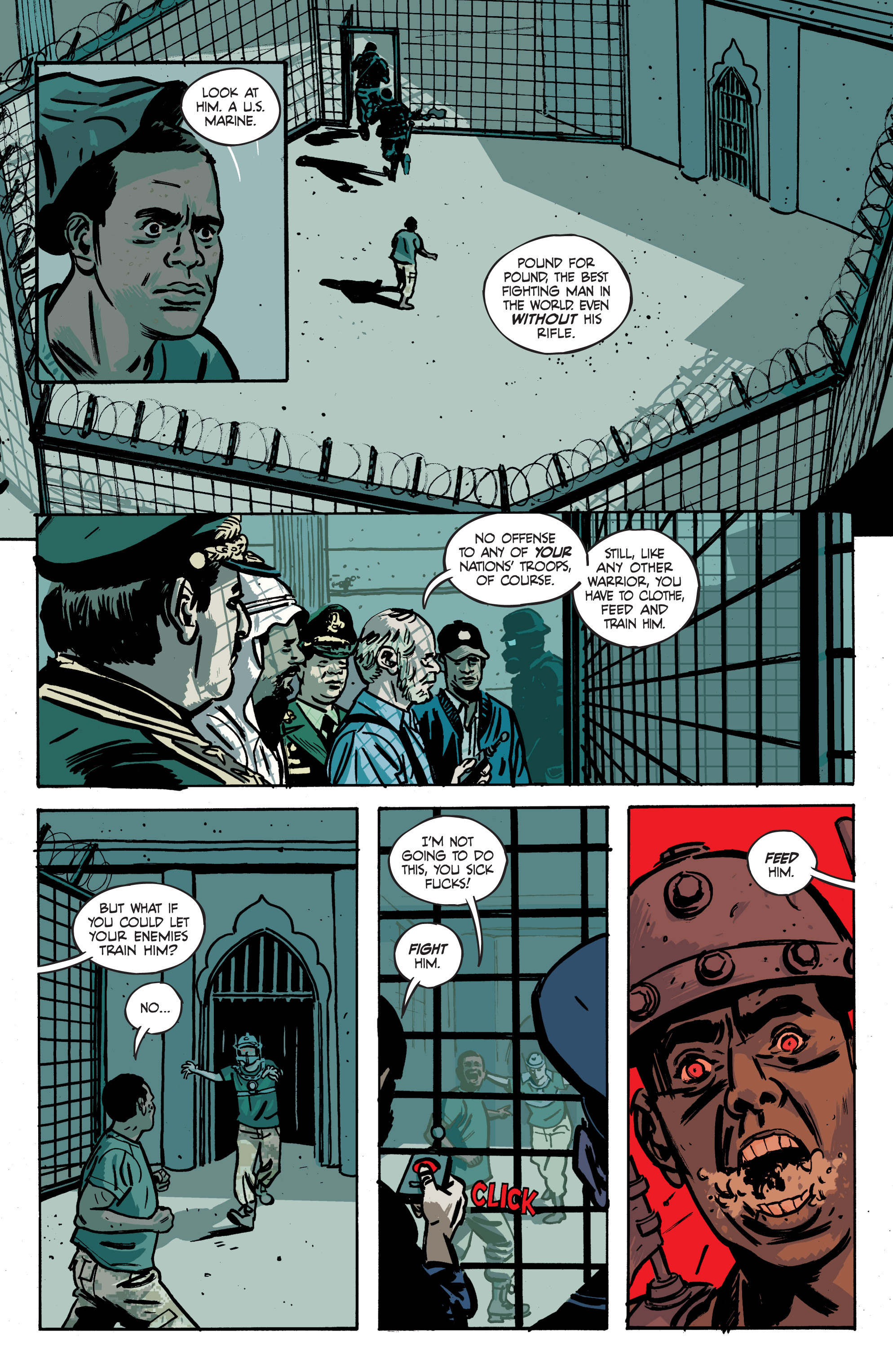 Read online Graveyard of Empires comic -  Issue # TPB - 109