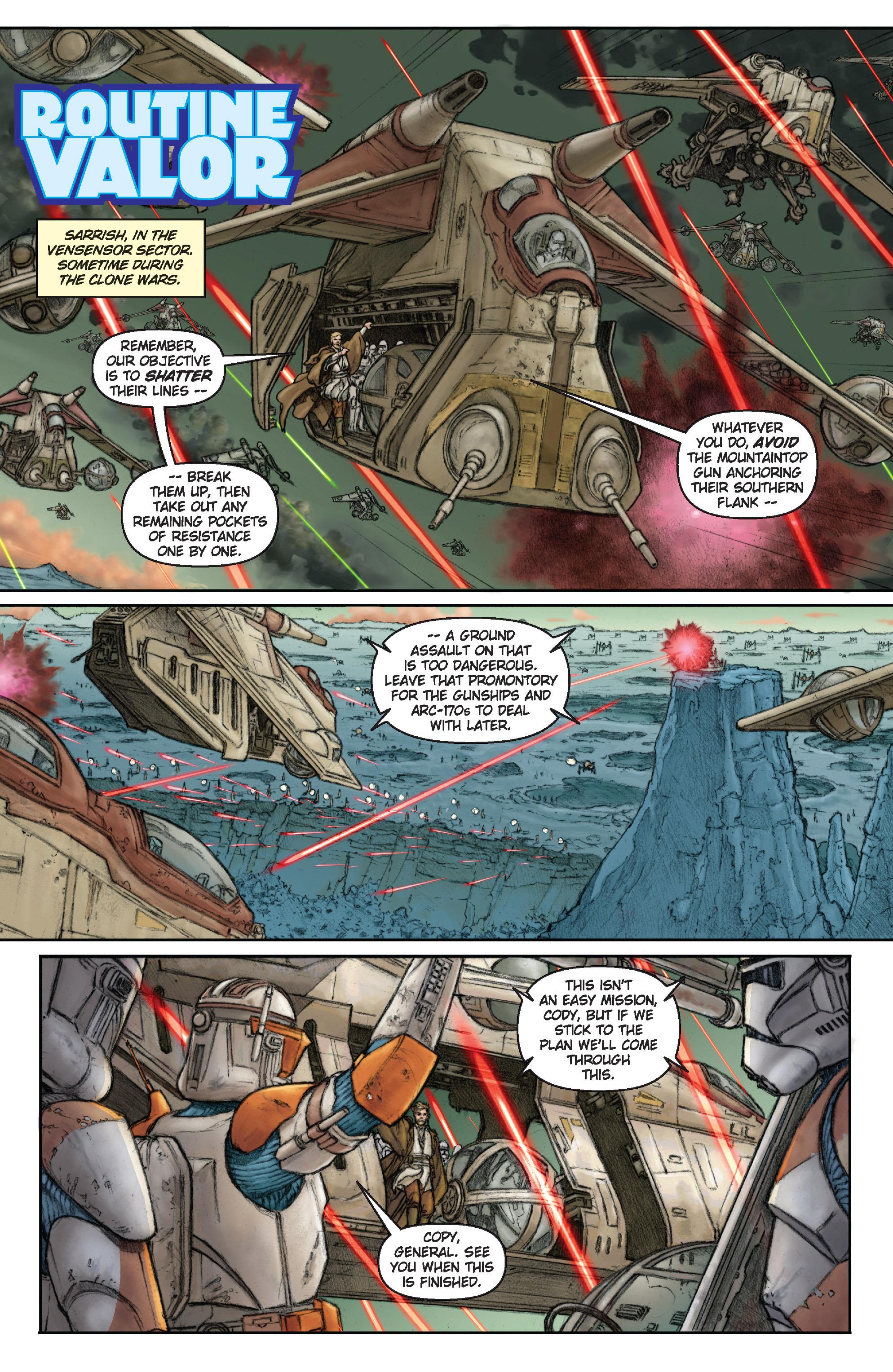 Read online Star Wars Omnibus comic -  Issue # Vol. 26 - 348