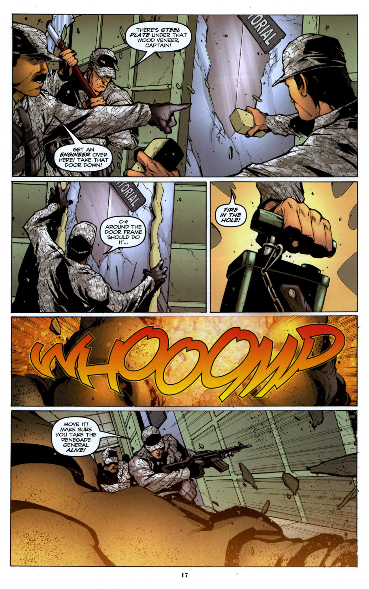 G.I. Joe: A Real American Hero 158 Page 18