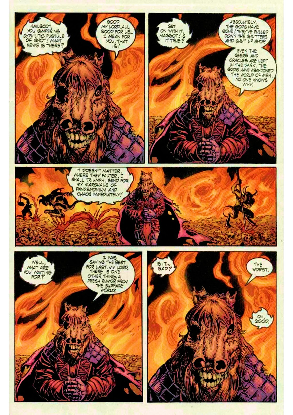 Xena: Warrior Princess (1999) Issue #11 #11 - English 21