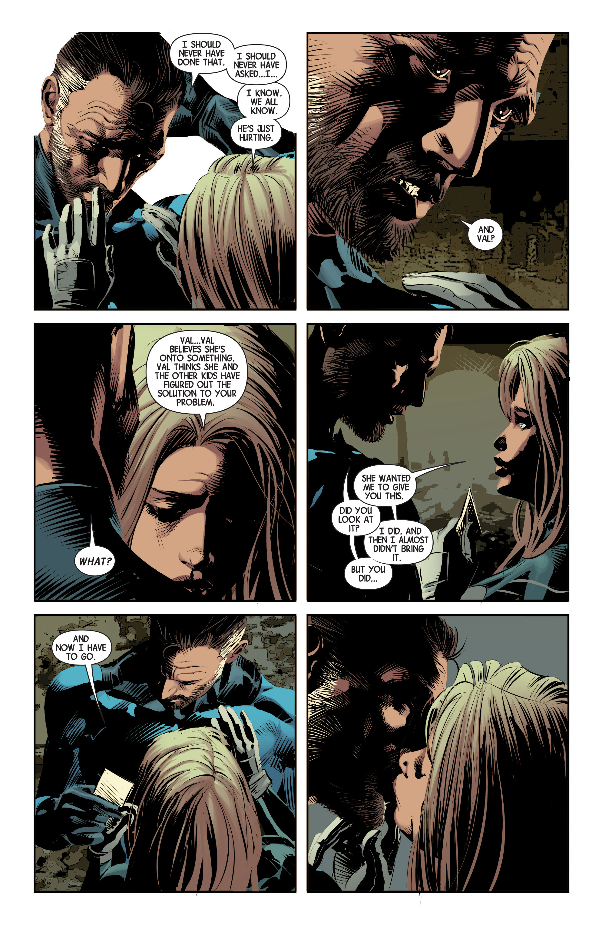 Read online Avengers (2013) comic -  Issue #37 - 27