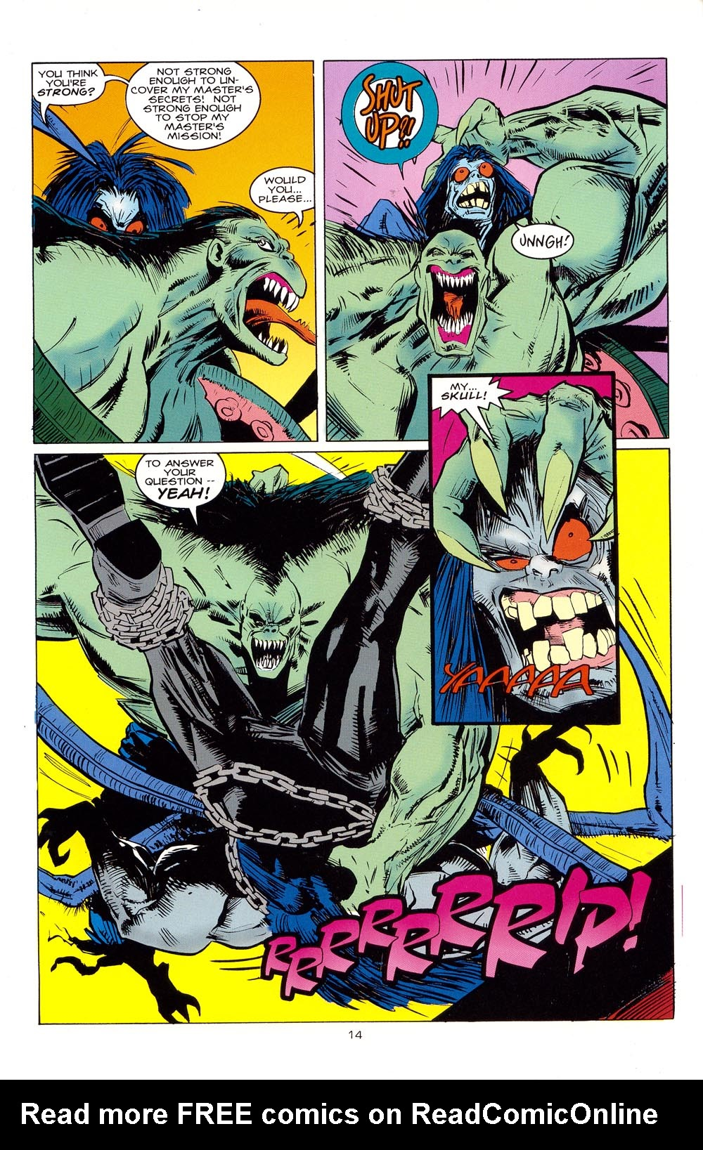 Read online 2099 Unlimited comic -  Issue #5 - 13