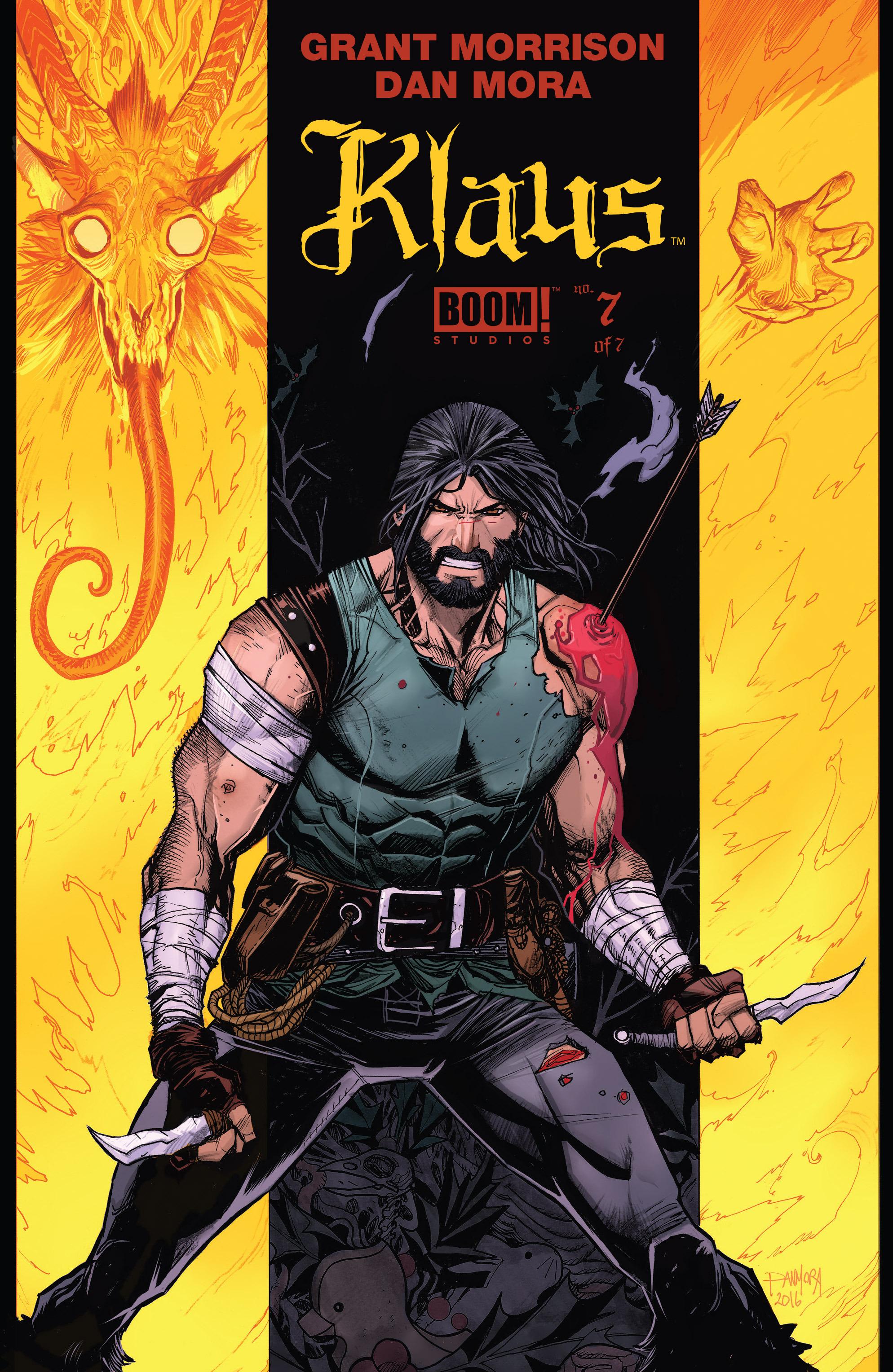 Read online Klaus comic -  Issue #7 - 1
