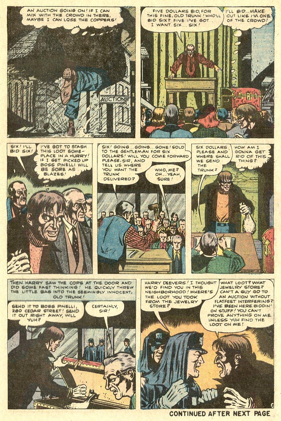Read online Adventures into Weird Worlds comic -  Issue #5 - 14