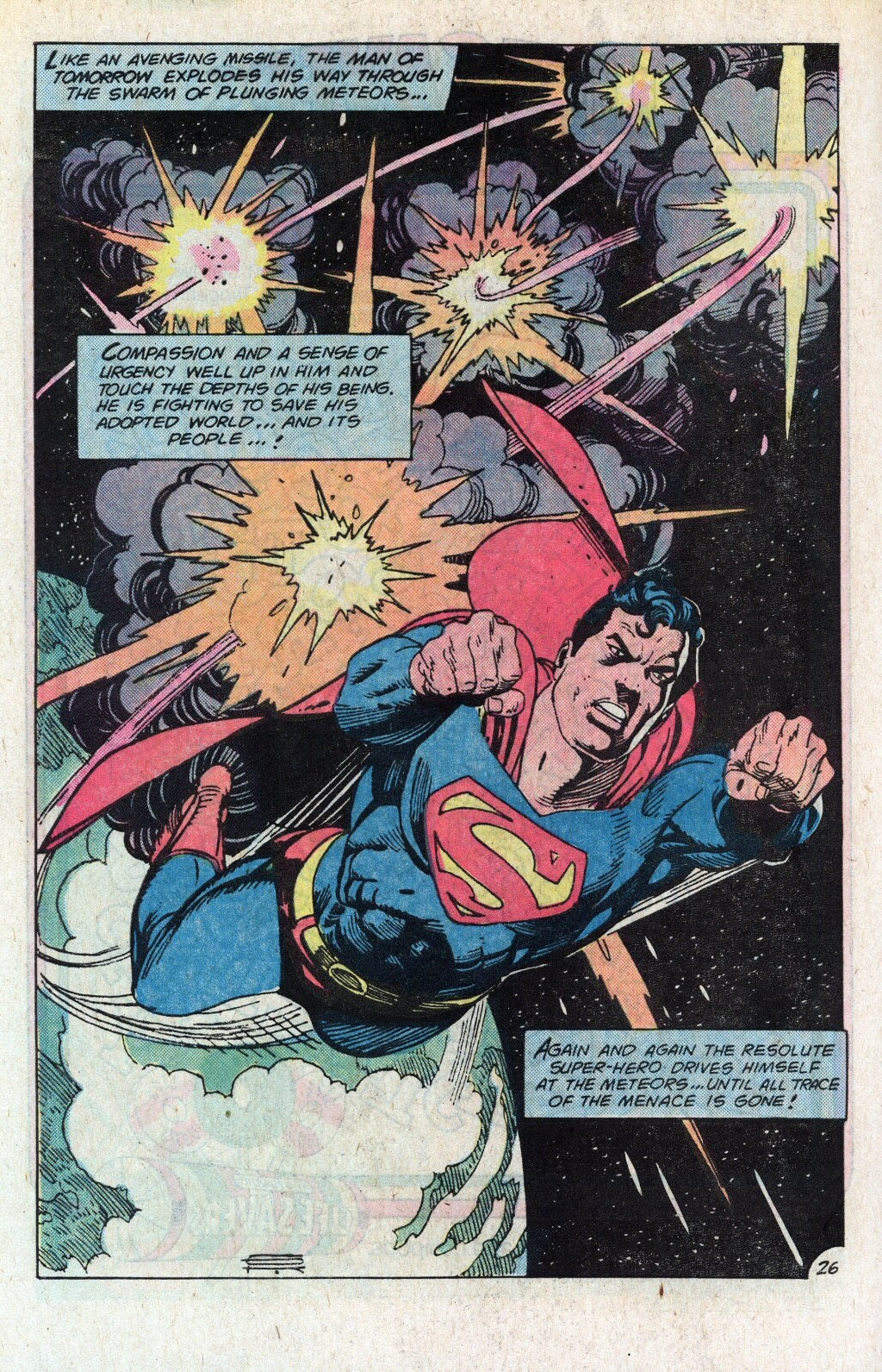 Read online Superman Special (1983) comic -  Issue #1 - 32