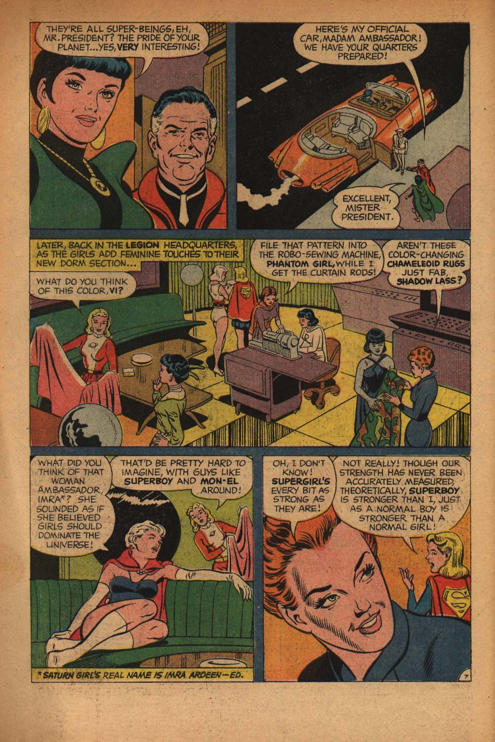 Read online Adventure Comics (1938) comic -  Issue #368 - 10