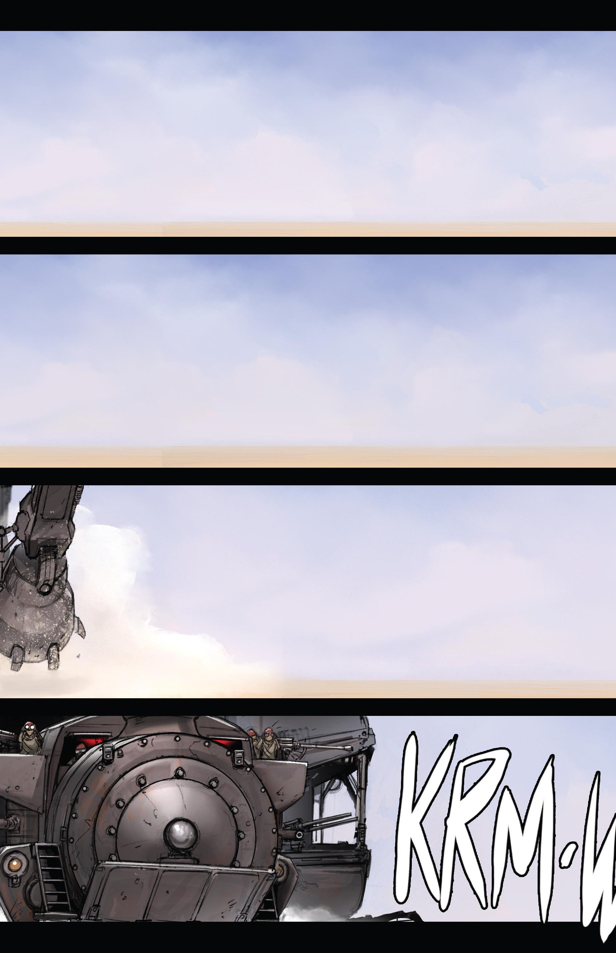 Read online Steam Wars: First Empire comic -  Issue #3 - 9