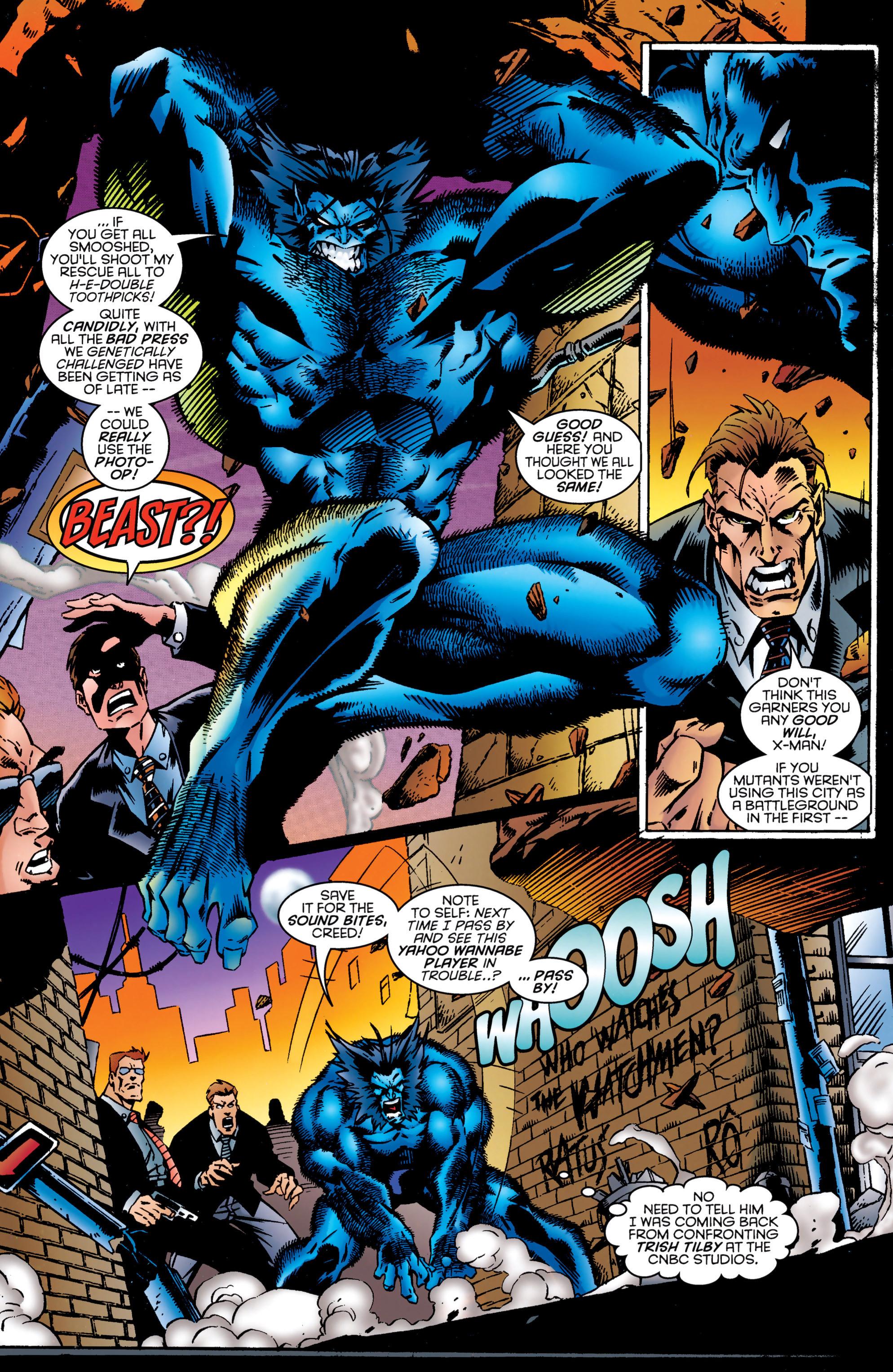 Read online Uncanny X-Men (1963) comic -  Issue #324 - 14