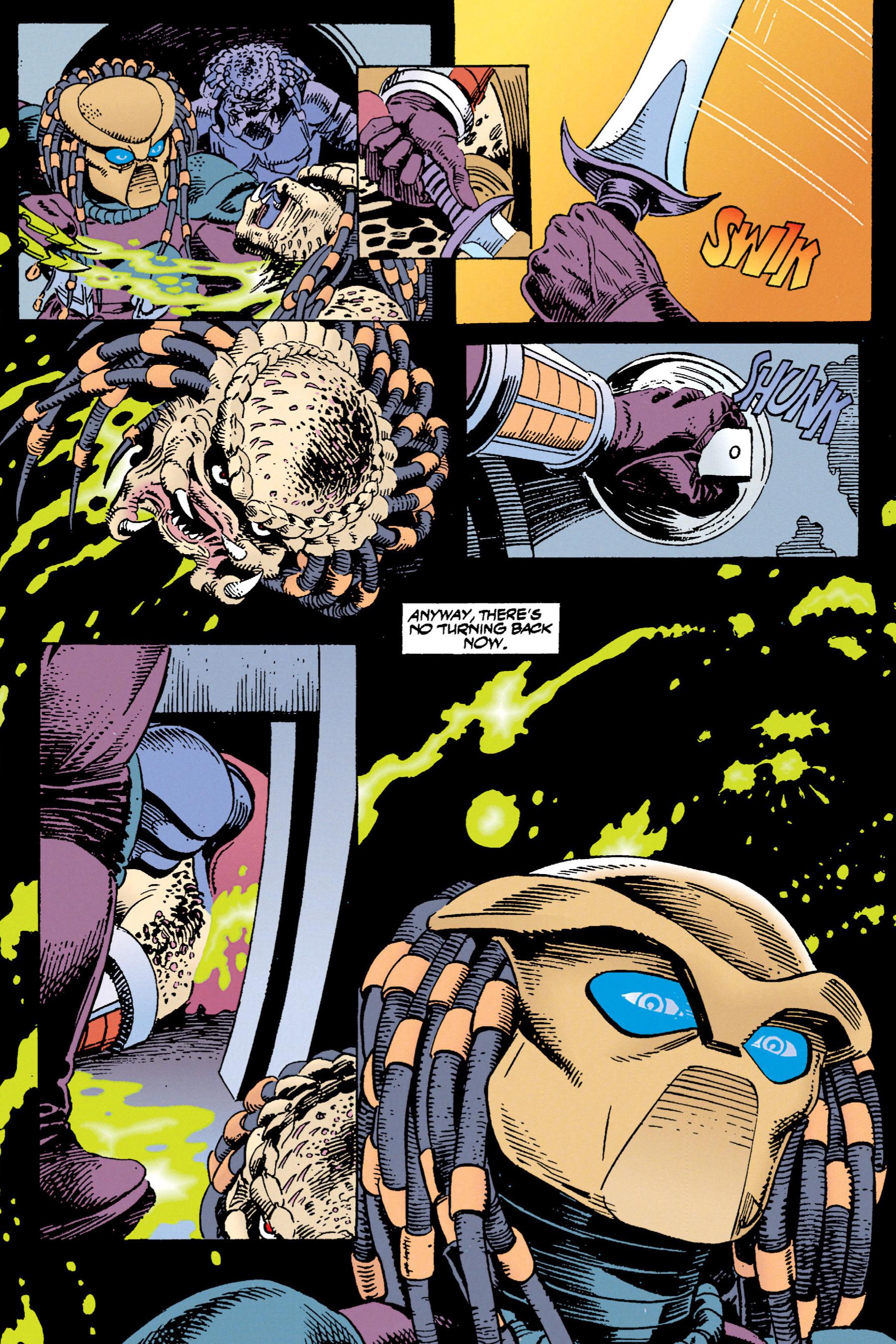Read online Aliens vs. Predator Omnibus comic -  Issue # _TPB 1 Part 3 - 88
