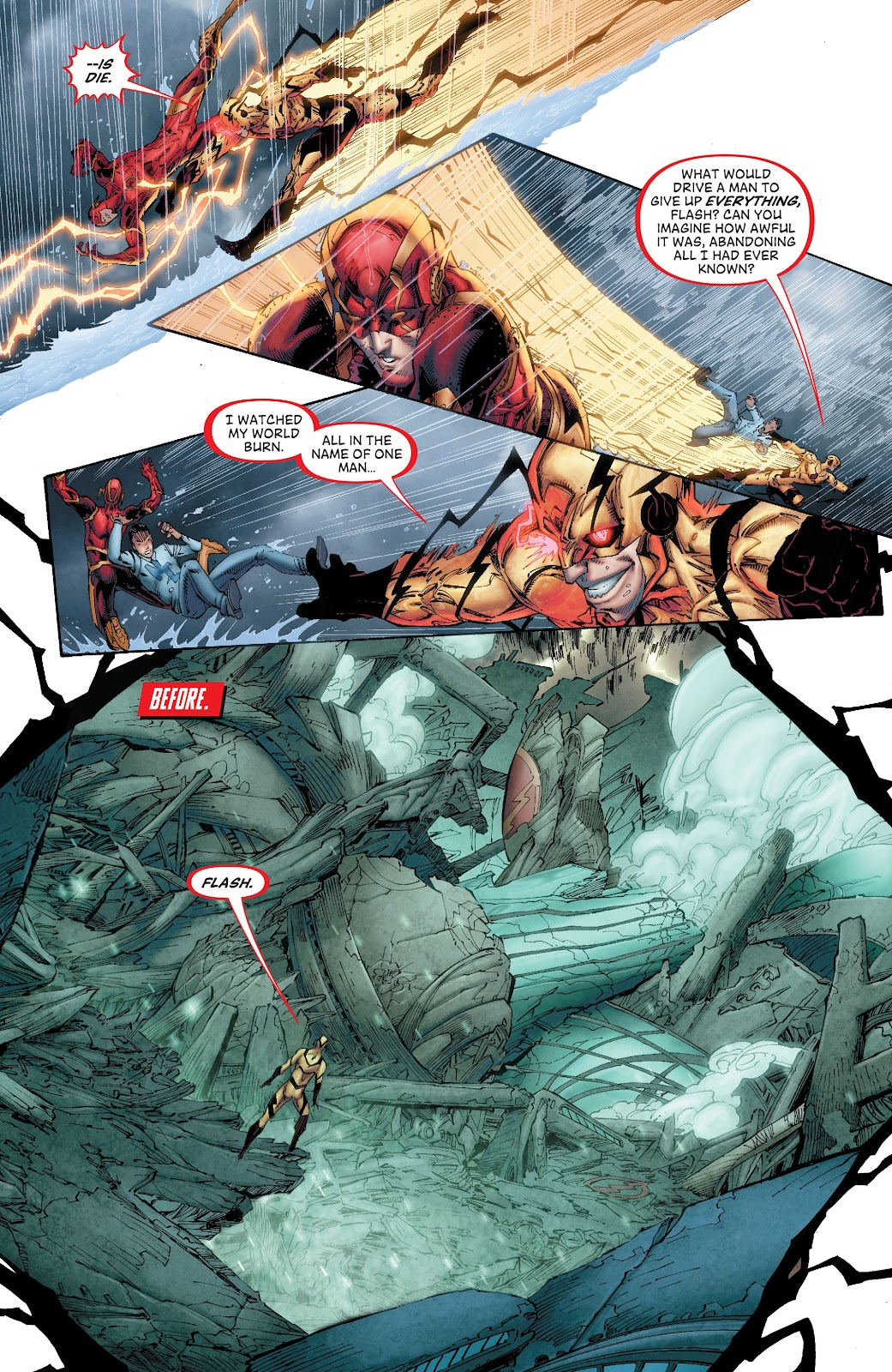 Read online The Flash (2011) comic -  Issue # _TPB 8 (Part 2) - 90