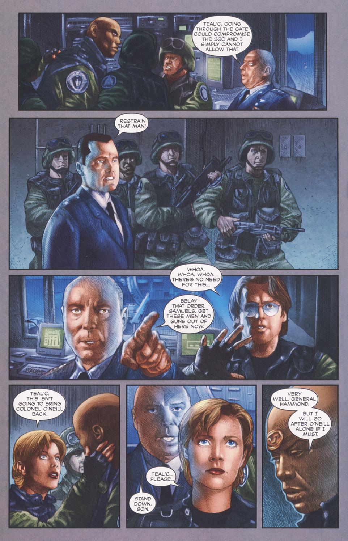 Read online Stargate SG-1: POW comic -  Issue #2 - 4