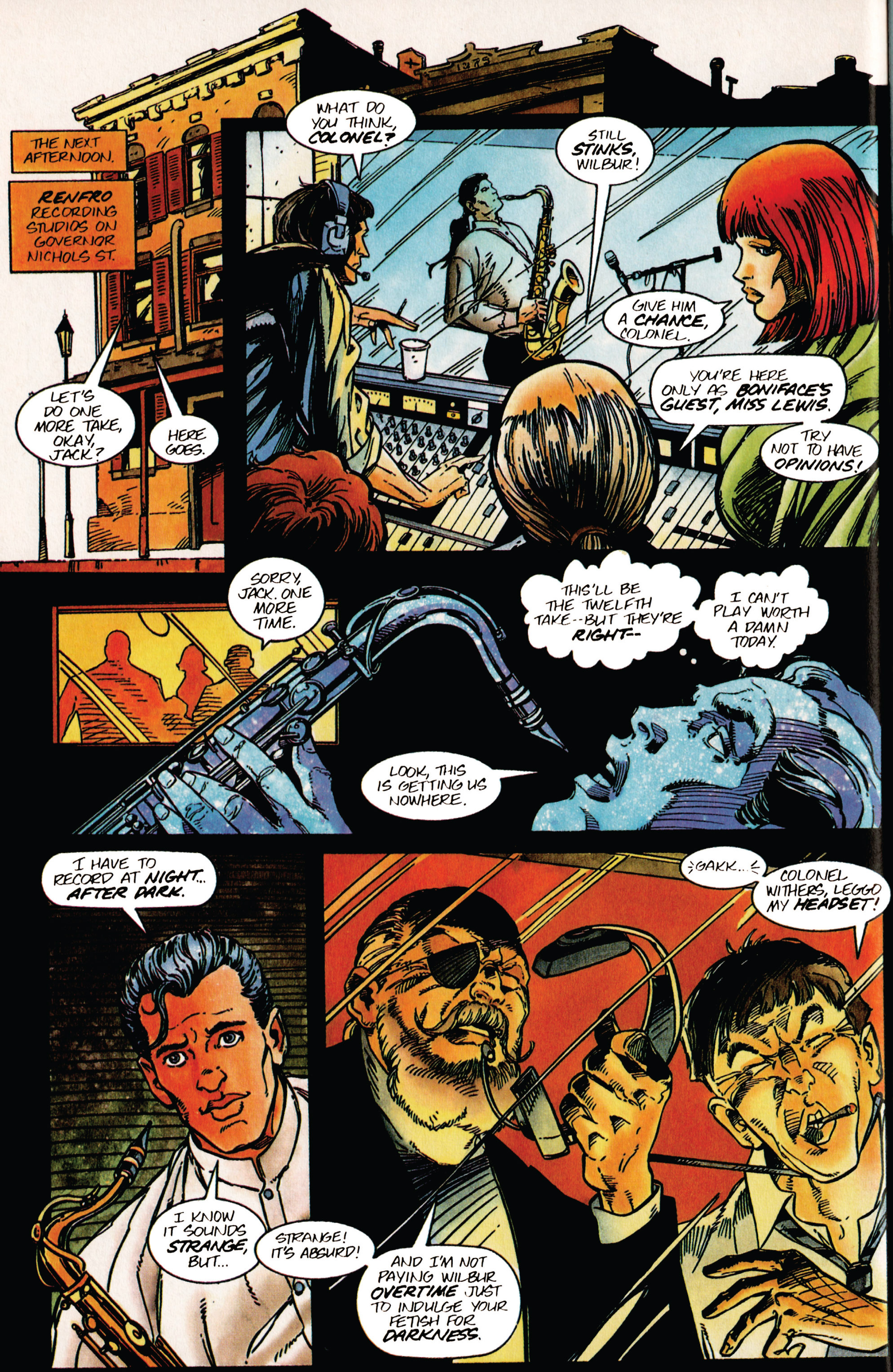 Read online Shadowman (1992) comic -  Issue #41 - 7