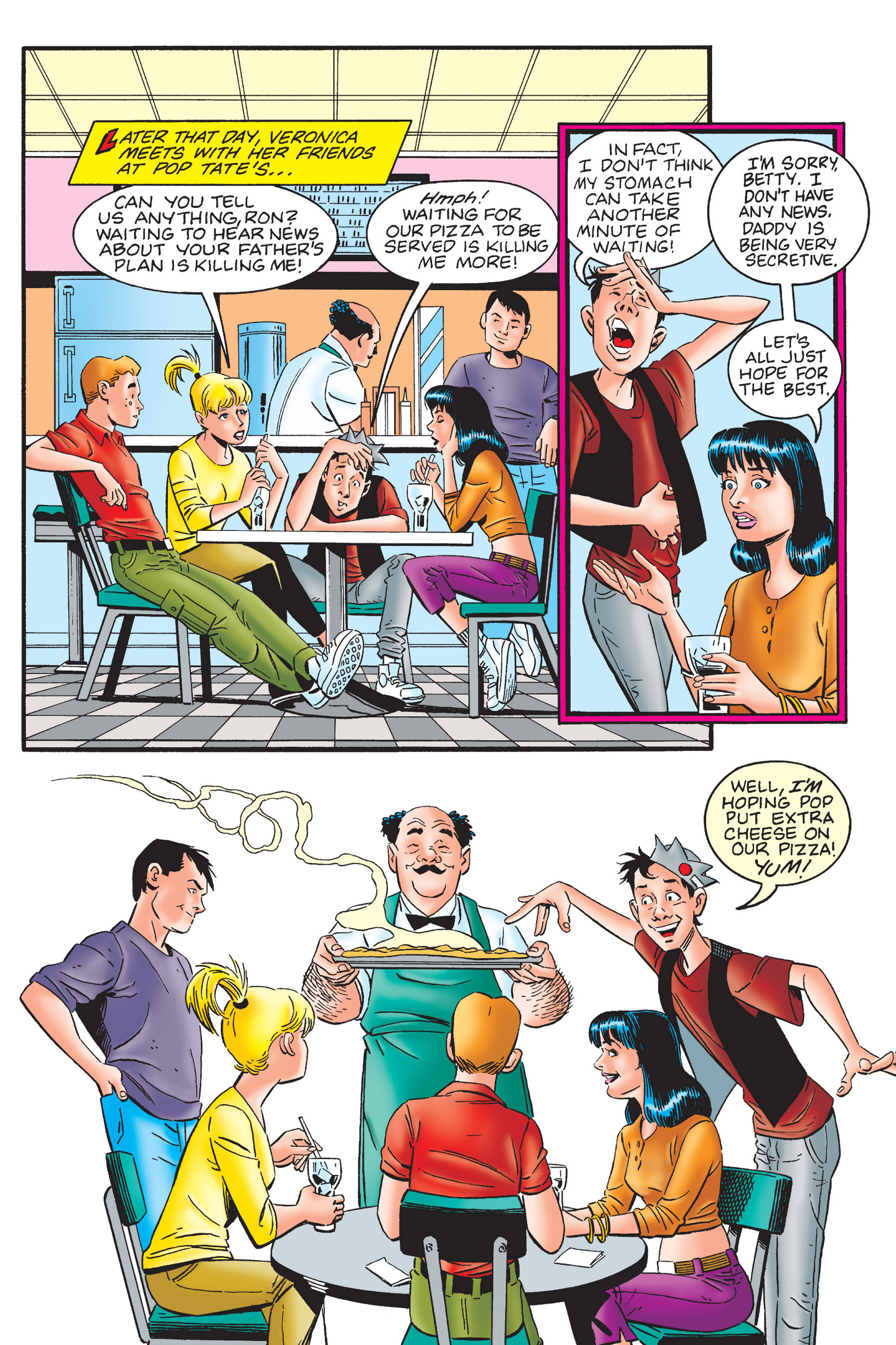 Read online Archie's New Look Series comic -  Issue #4 - 102