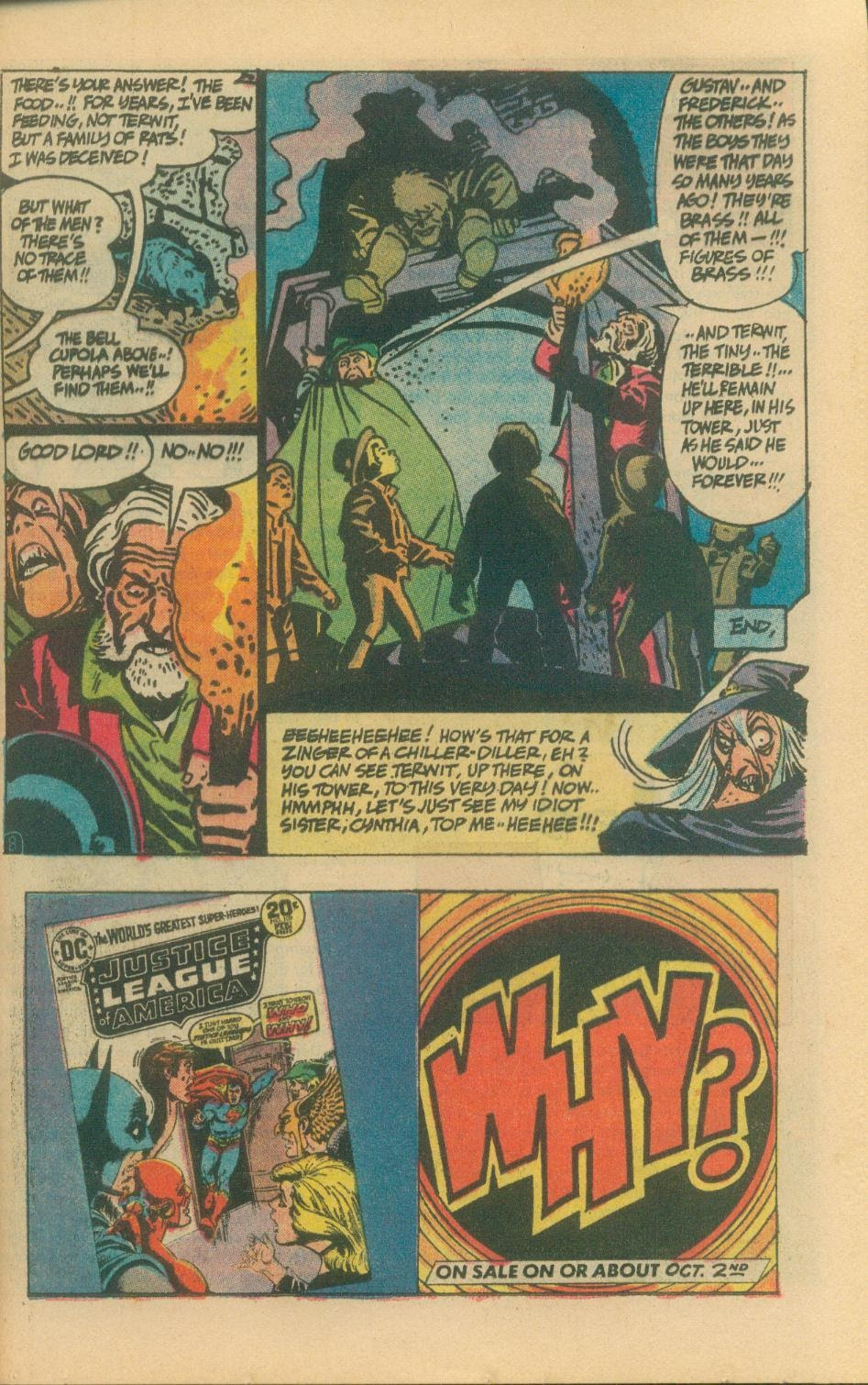The Witching Hour (1969) issue 38 - Page 43