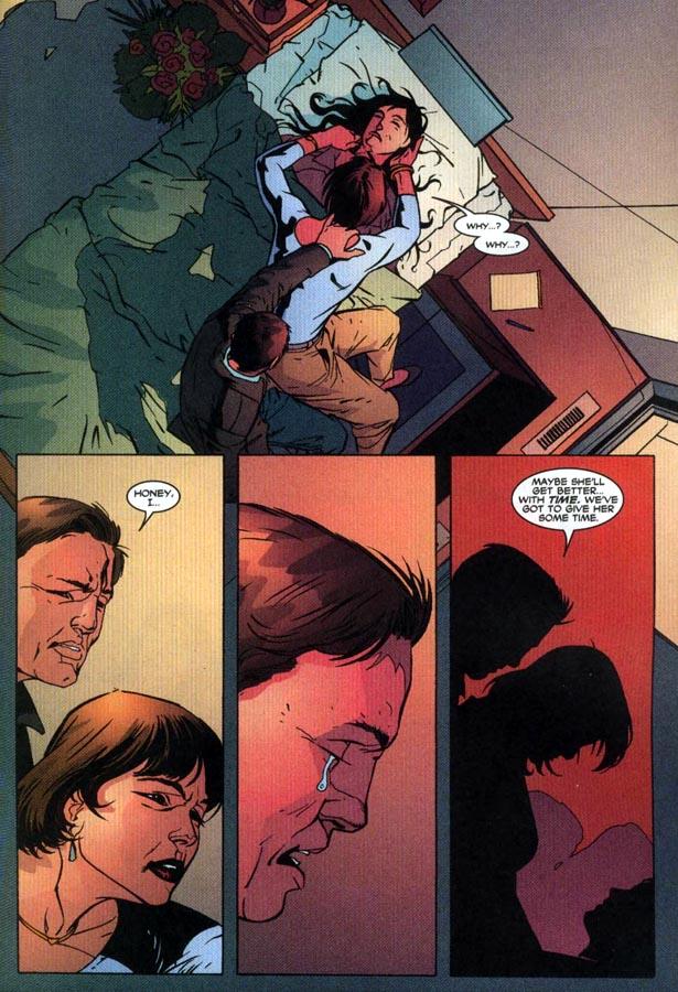 Read online Uncanny X-Men (1963) comic -  Issue # _Annual 2000 - 10