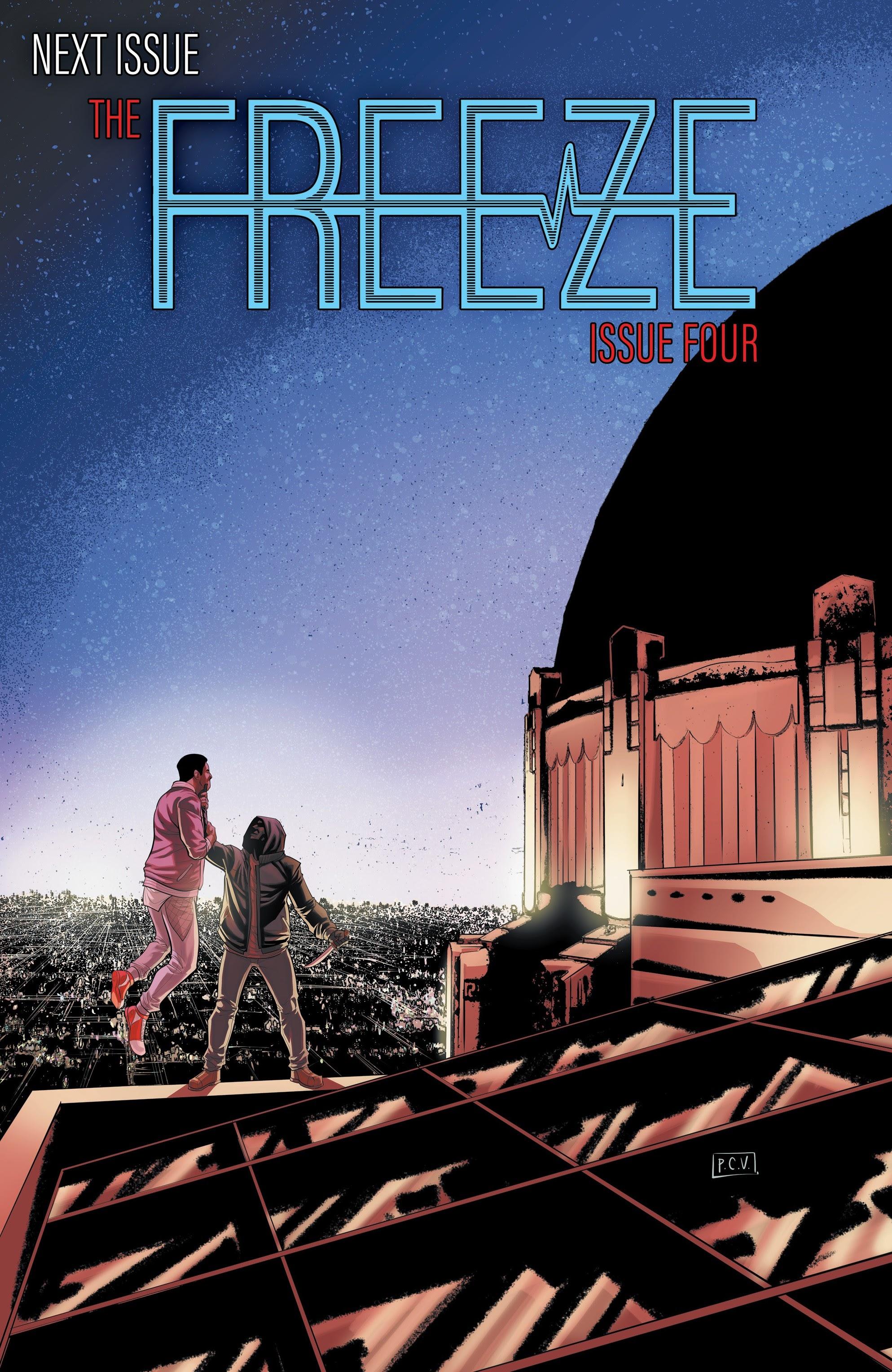 The Freeze #3 #3 - English 23