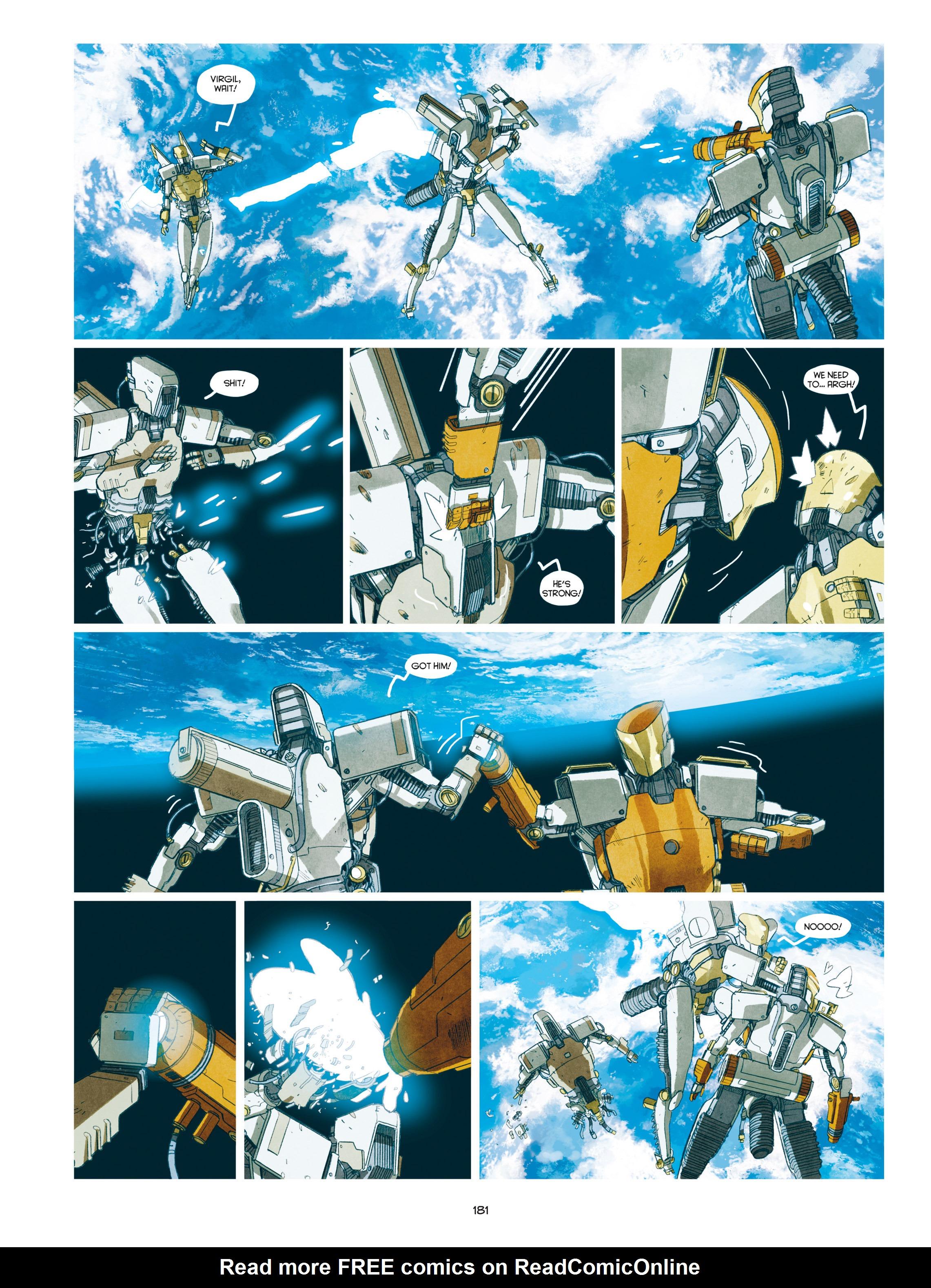 Read online Shangri-La comic -  Issue # Full - 182