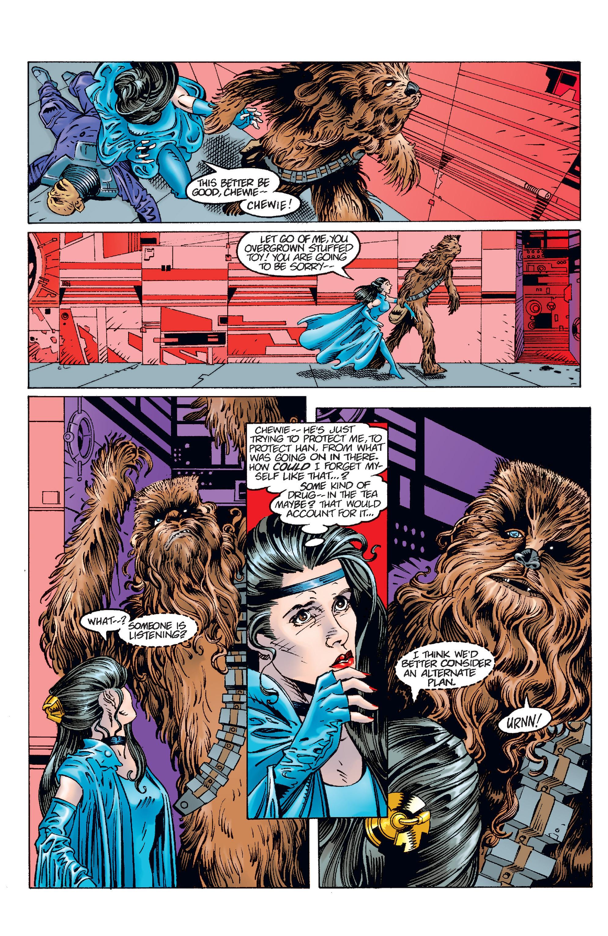 Read online Star Wars Omnibus comic -  Issue # Vol. 11 - 115