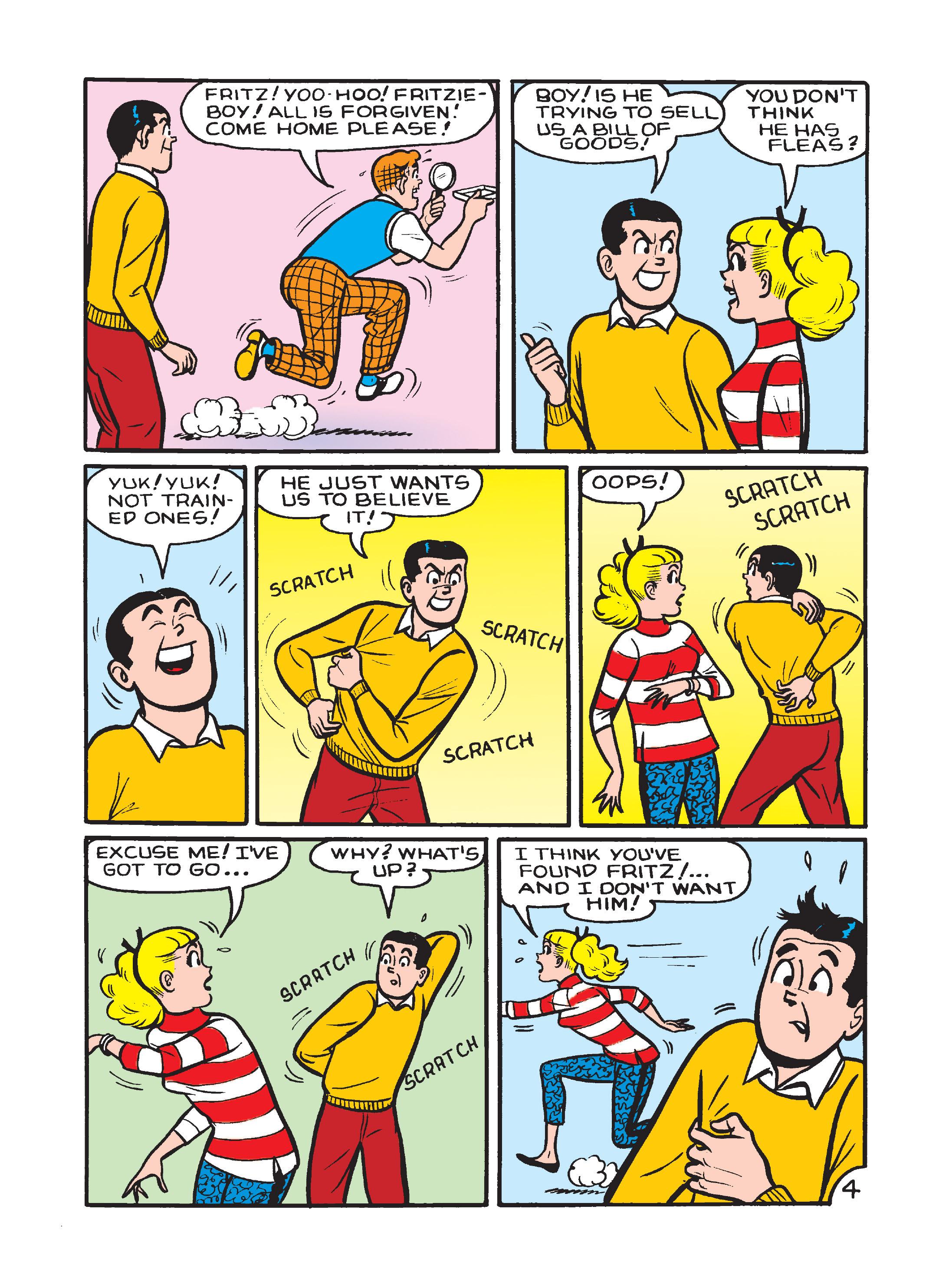 Read online Archie 1000 Page Comics Bonanza comic -  Issue #1 (Part 2) - 43