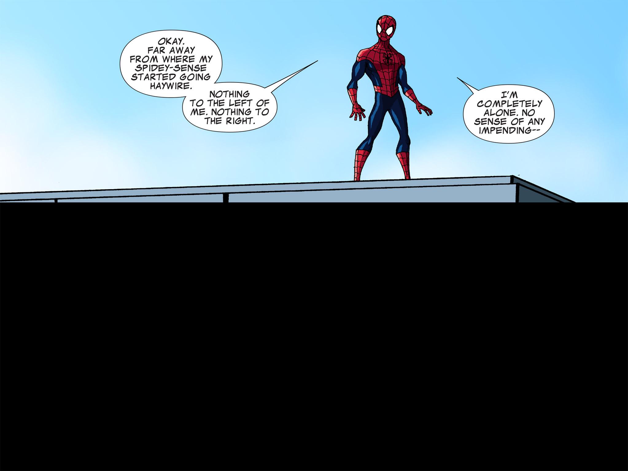 Read online Ultimate Spider-Man (Infinite Comics) (2015) comic -  Issue #1 - 34