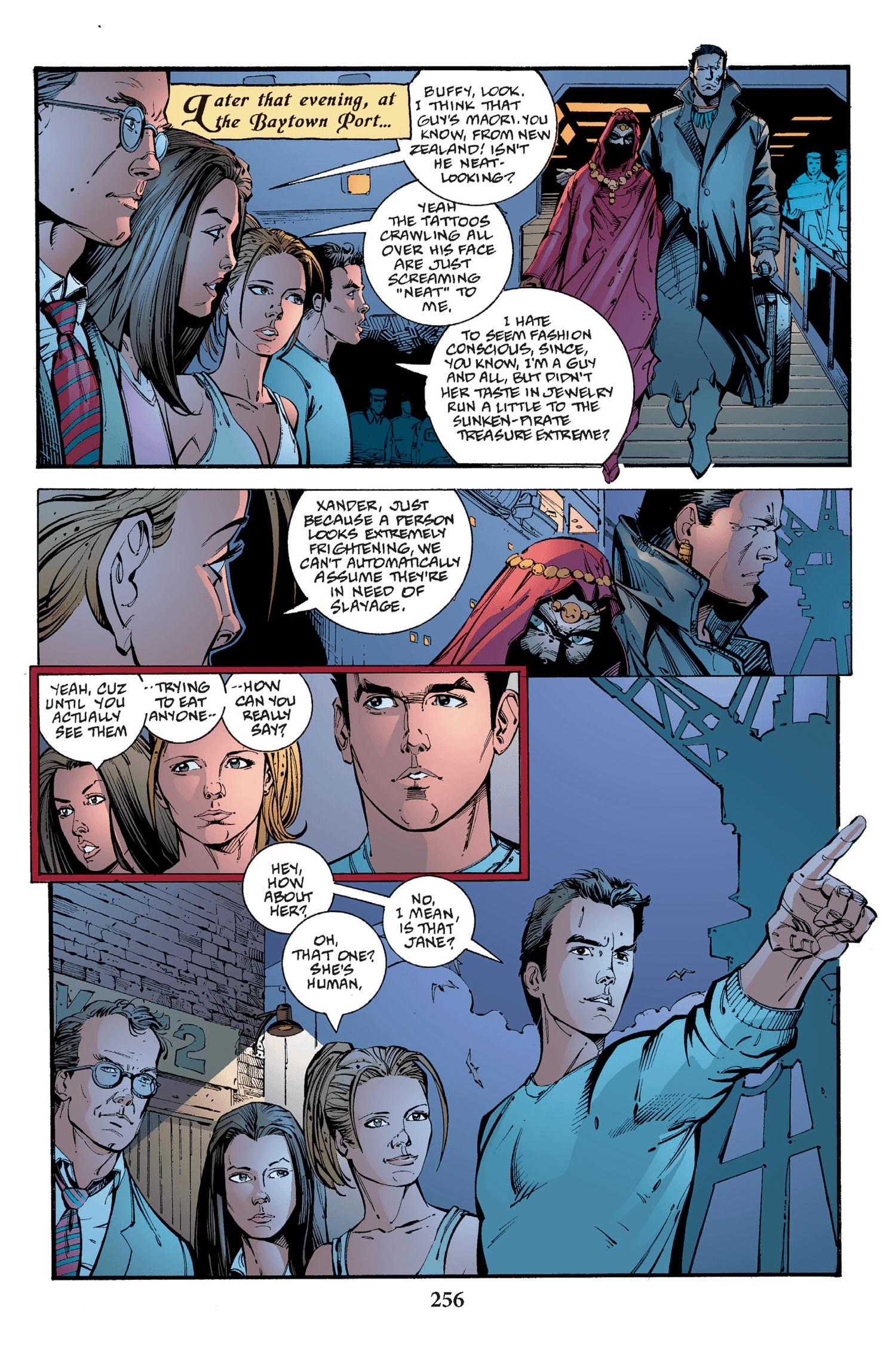 Read online Buffy the Vampire Slayer: Omnibus comic -  Issue # TPB 2 - 248
