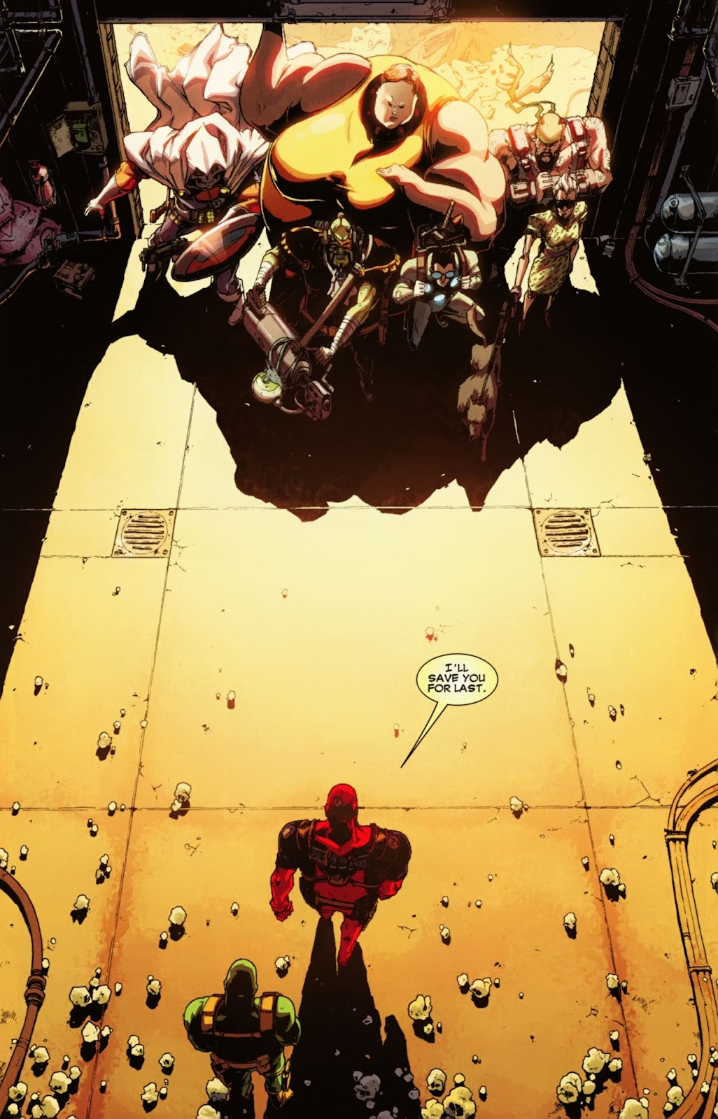 Read online Deadpool (2008) comic -  Issue #36 - 12